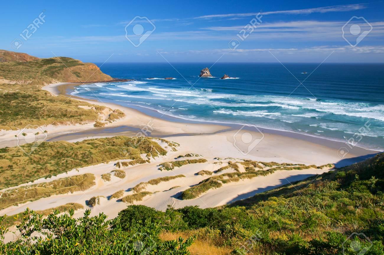 Where is sandfly beach