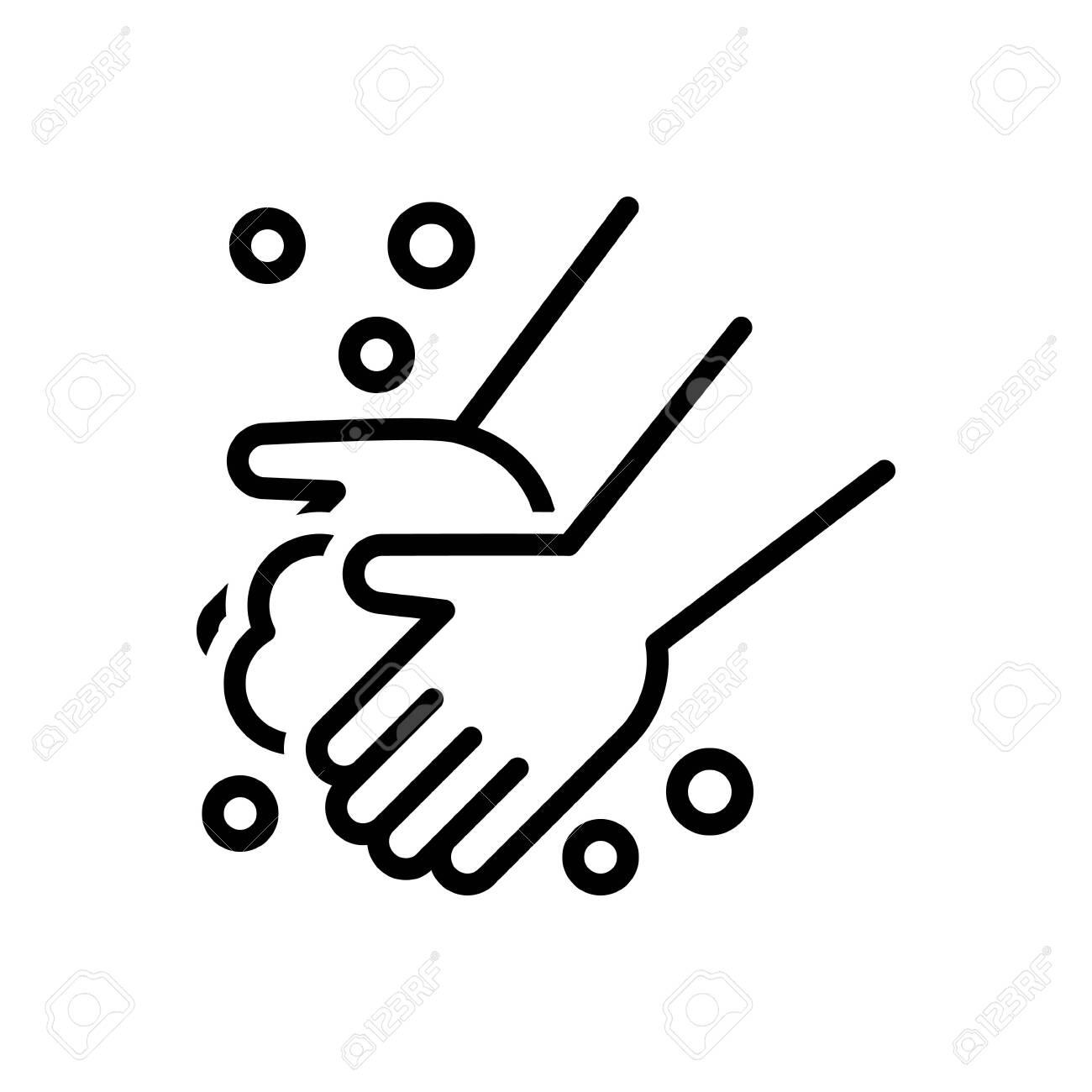 Icon for washing hand,washing - 130692851