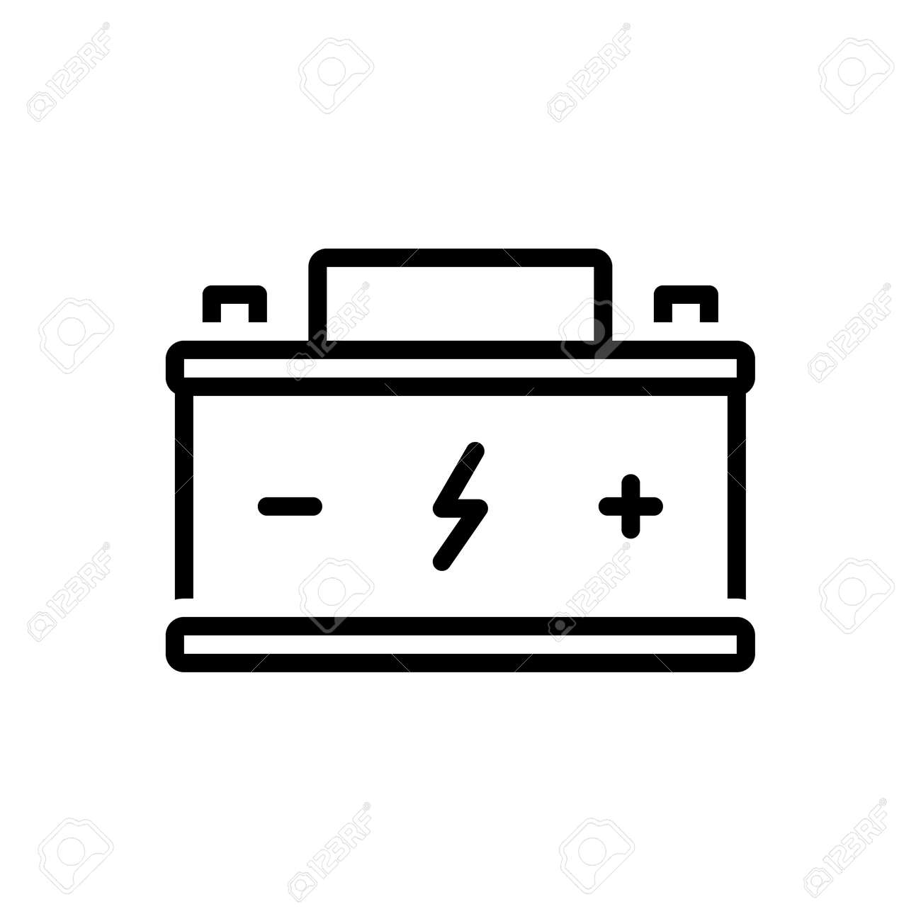 Icon for battery,indicator - 172206618