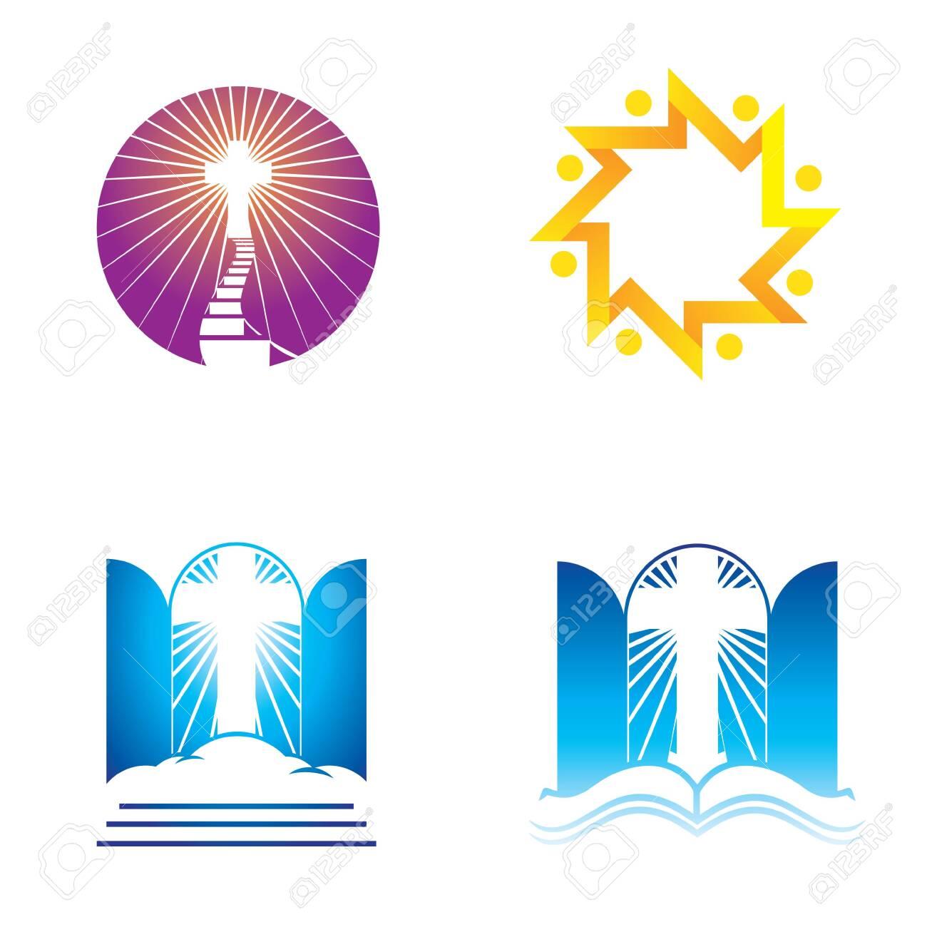 Church, Religion and Faith icons - 130156941