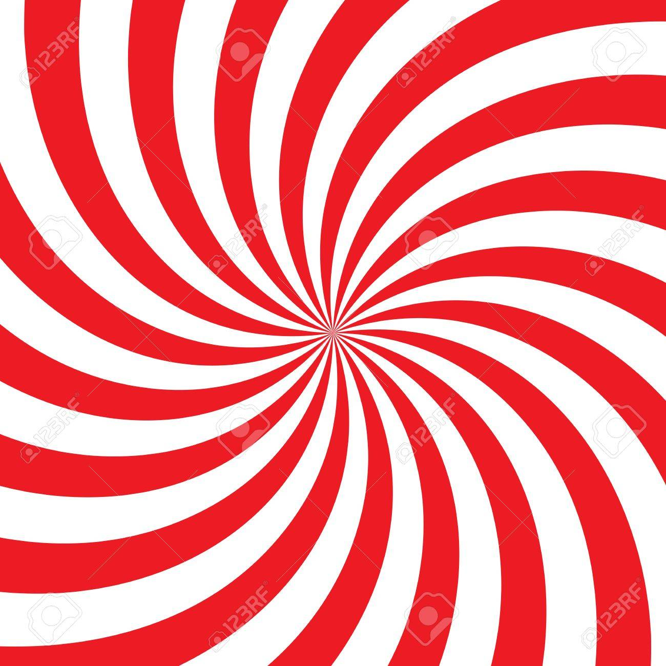 Fondo rayas blancas y rojas