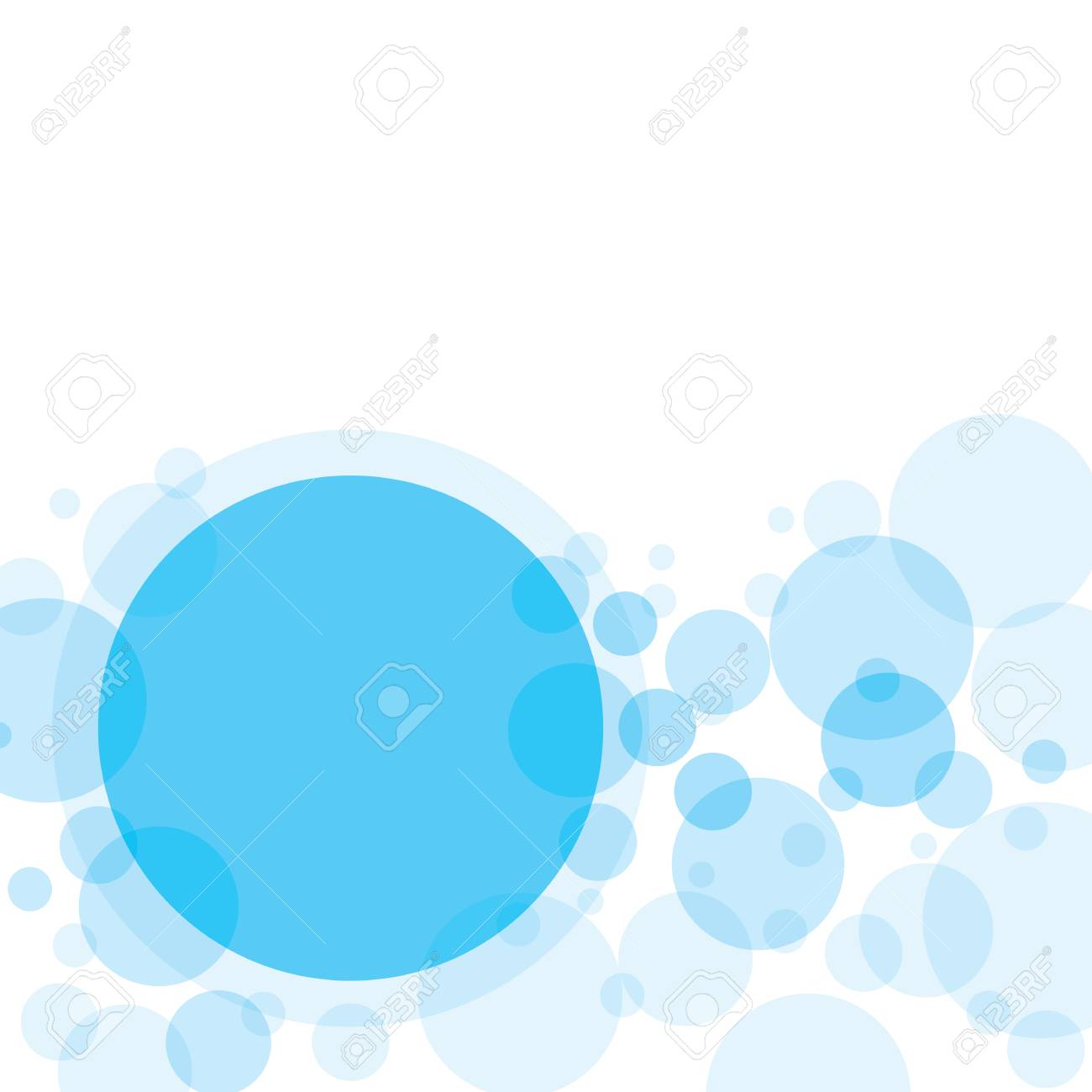 transparent crossing circles abstract background sky blue bubbles rh 123rf com vector skydiving vector skyline rotterdam