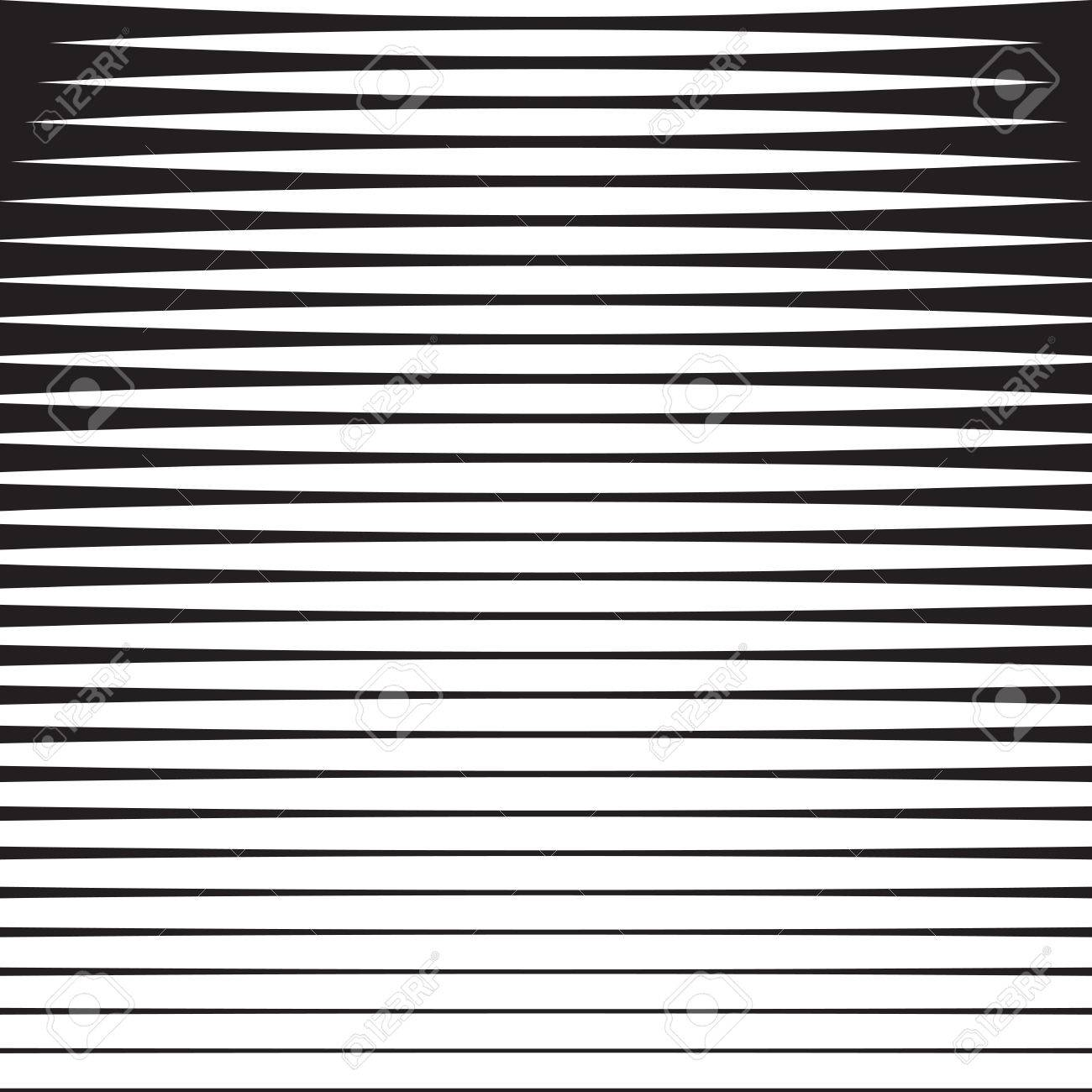 line halftone pattern with gradient effect horizontal lines