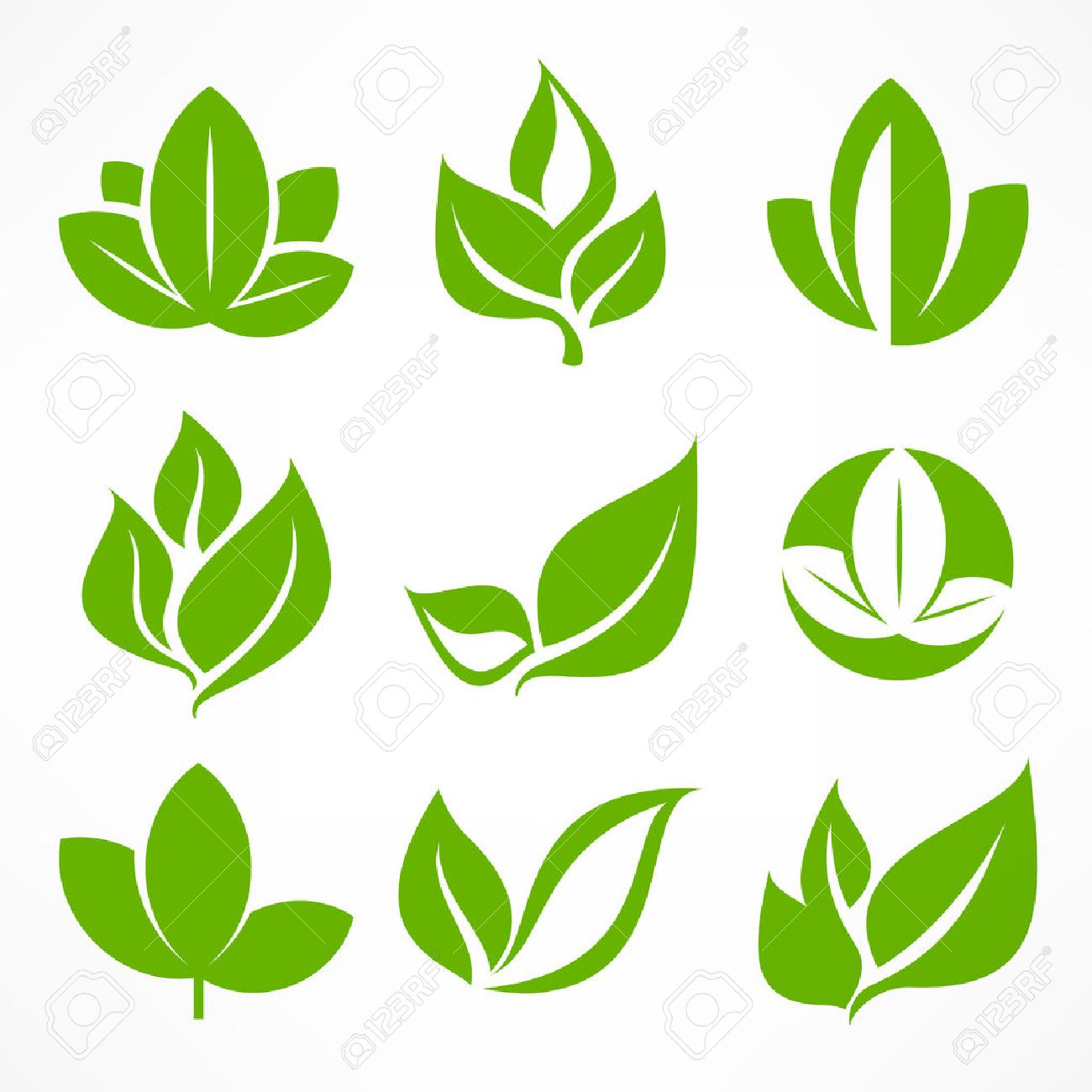 144 335 vector leaf stock vector illustration and royalty free rh 123rf com leaf vector free leaf vector free