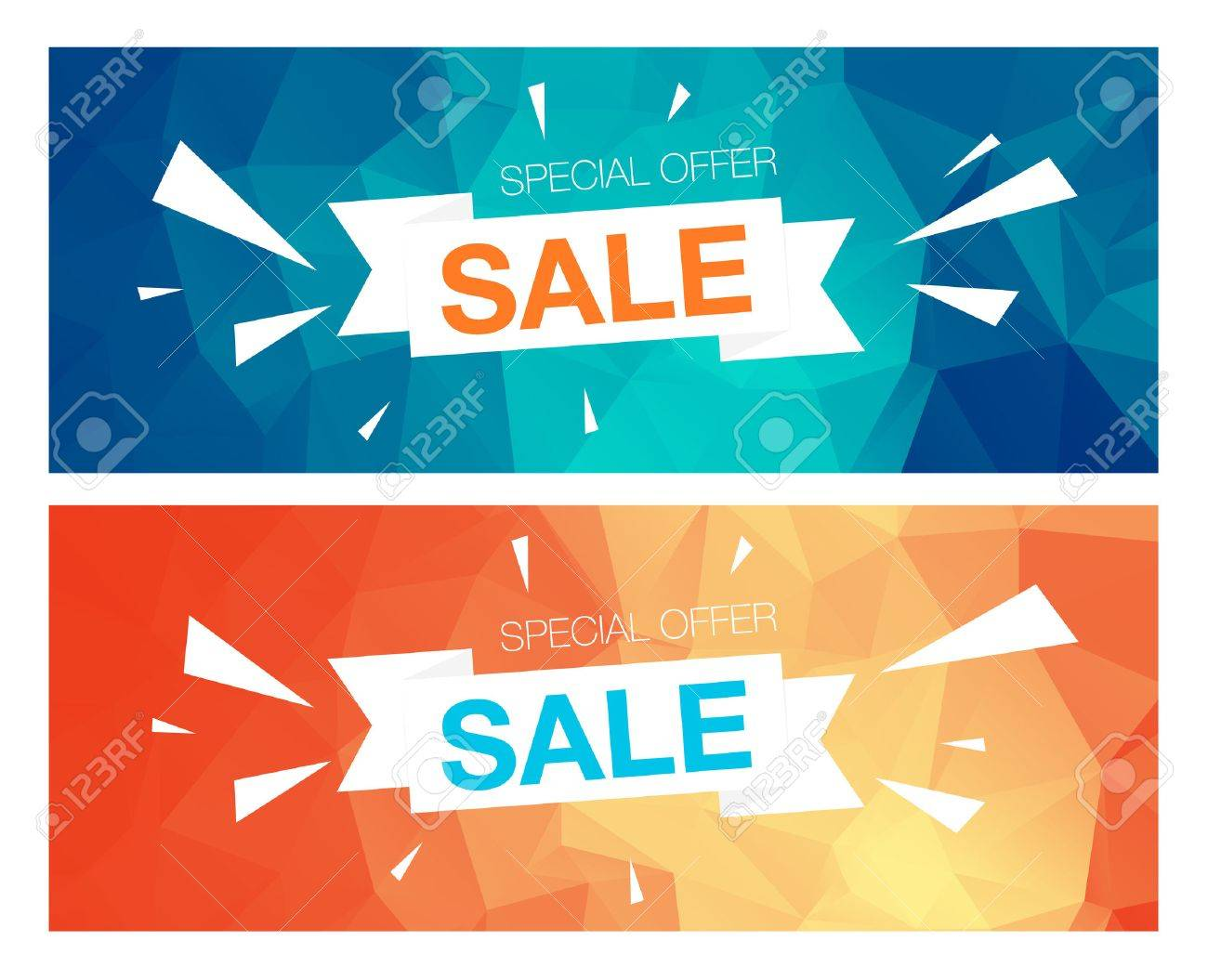 super special offer web banner template on yellow background super special offer web banner template on yellow background stock vector 51567724