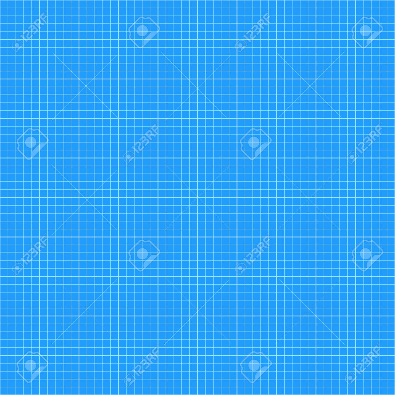 Blueprint grid seamless pattern background texture vector blueprint grid seamless pattern background texture vector illustration stock vector 88119602 malvernweather Images