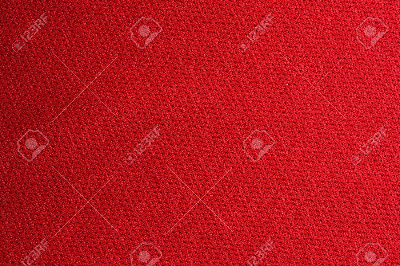 Red sport fabric texture - 7320559