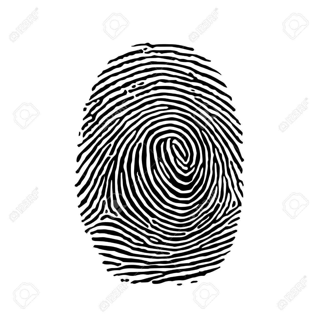fingerprint vector royalty free cliparts vectors and stock rh 123rf com fingerprinting victoria tx fingerprinting victorville