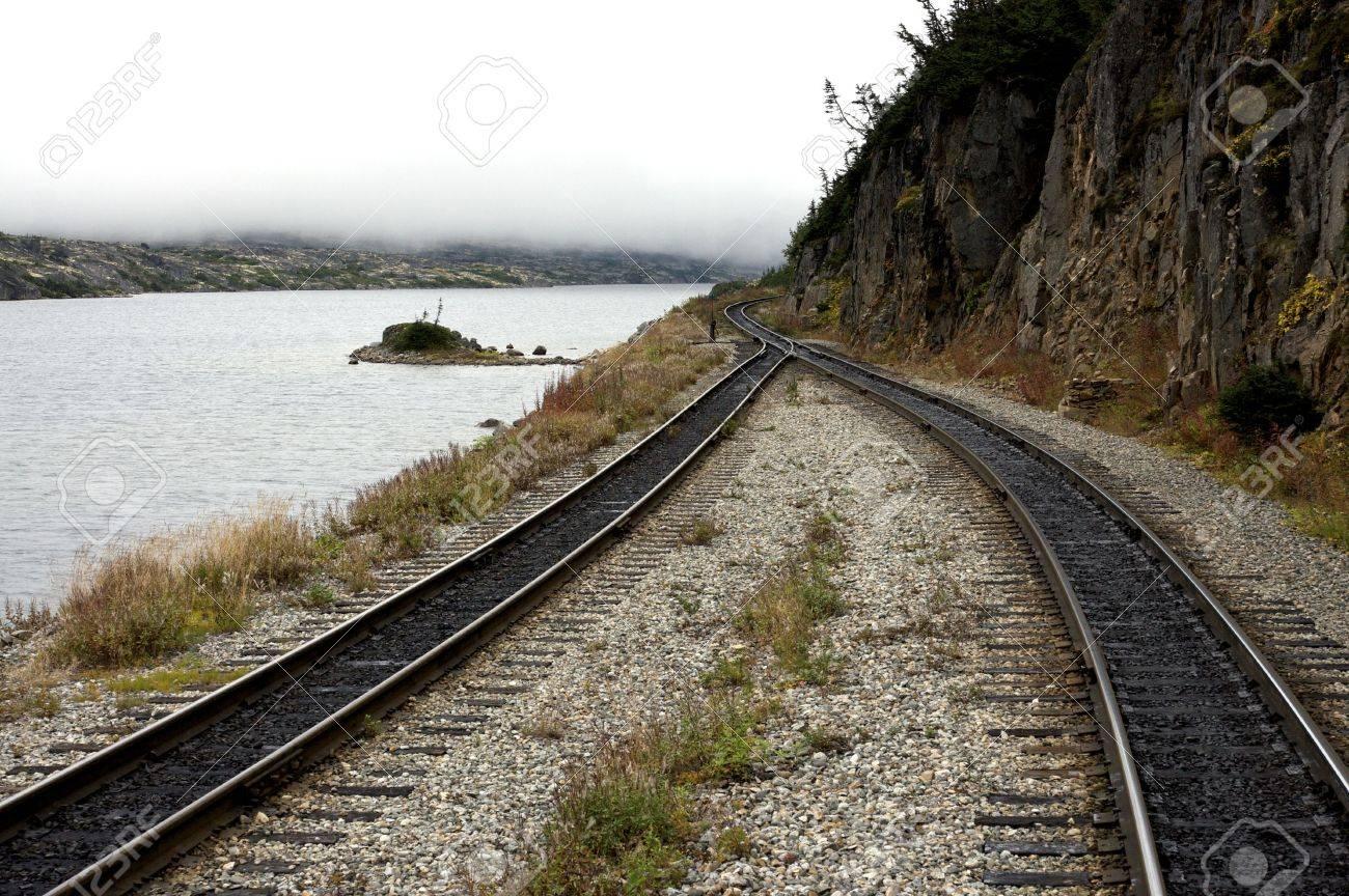 Train tracks Stock Photo - 5570664