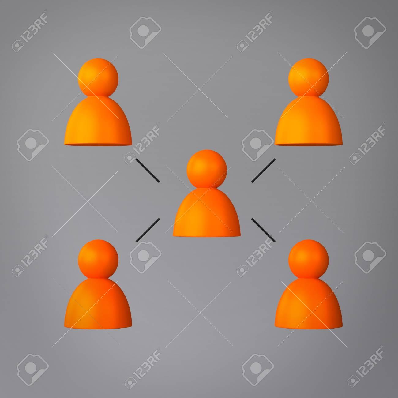 Network Communication Stock Photo - 17995643