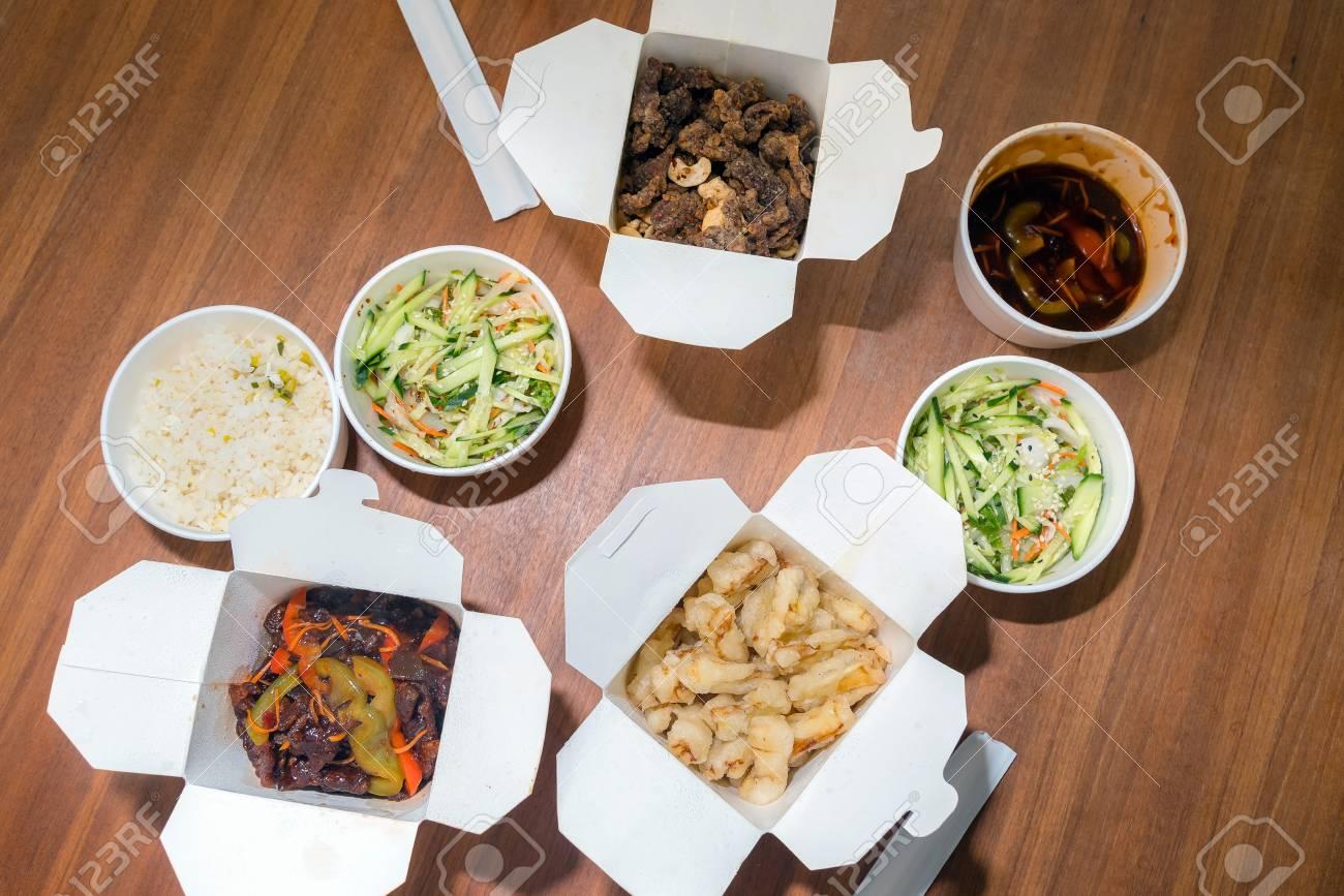 asian food gericht