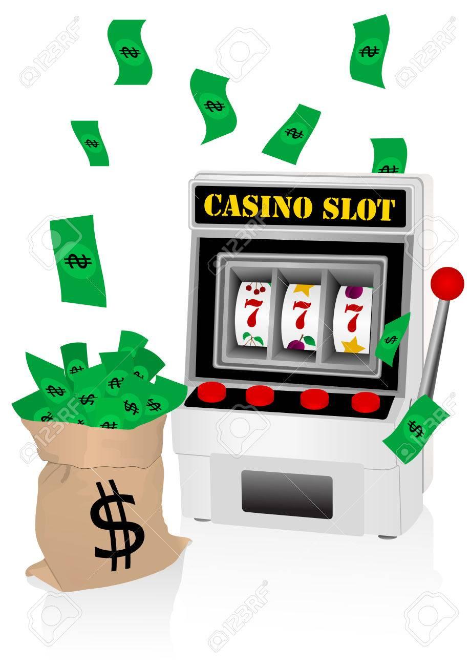 Casino slot machine clipart free casinos slots games machine
