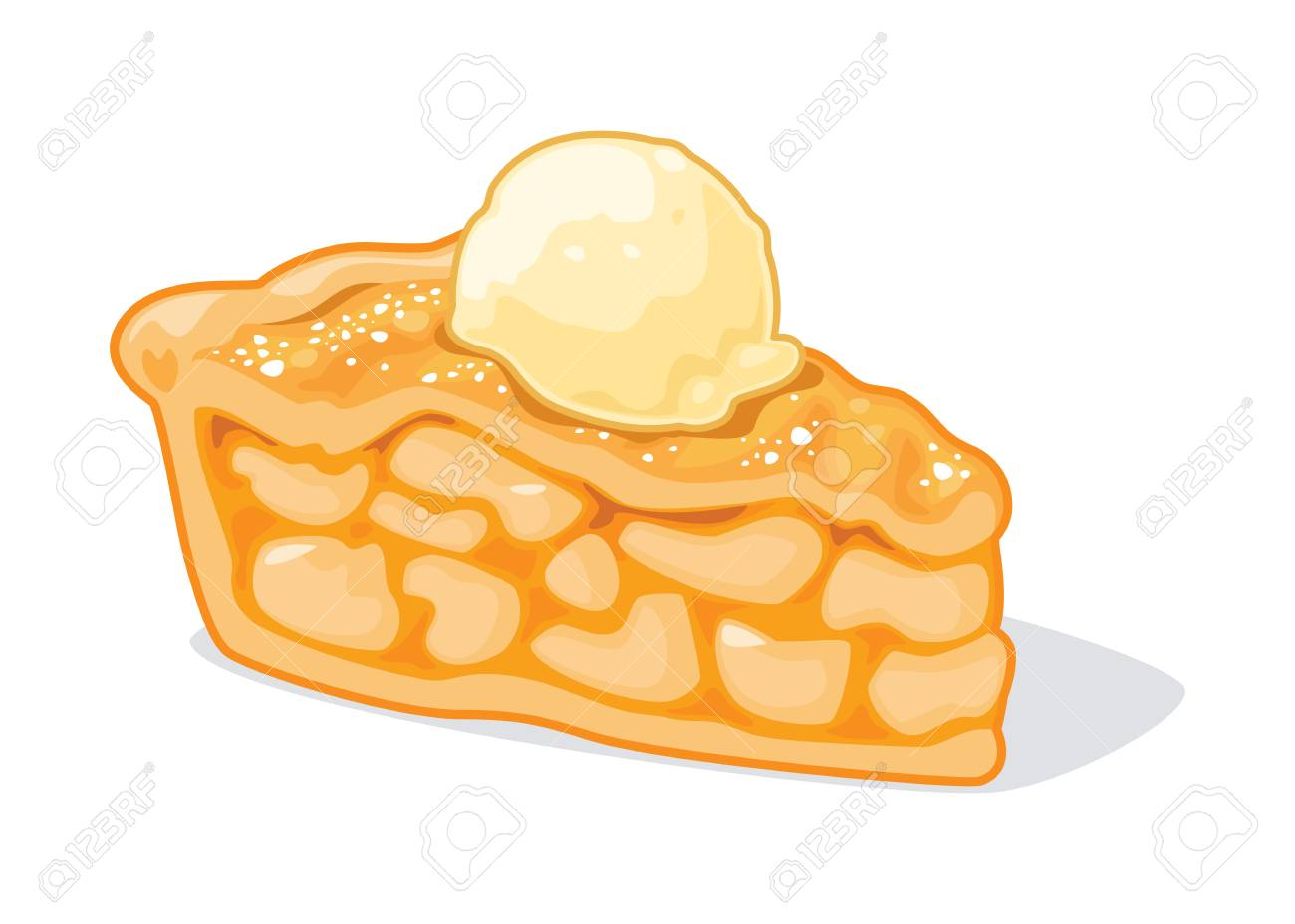 Image result for apple pie clipart