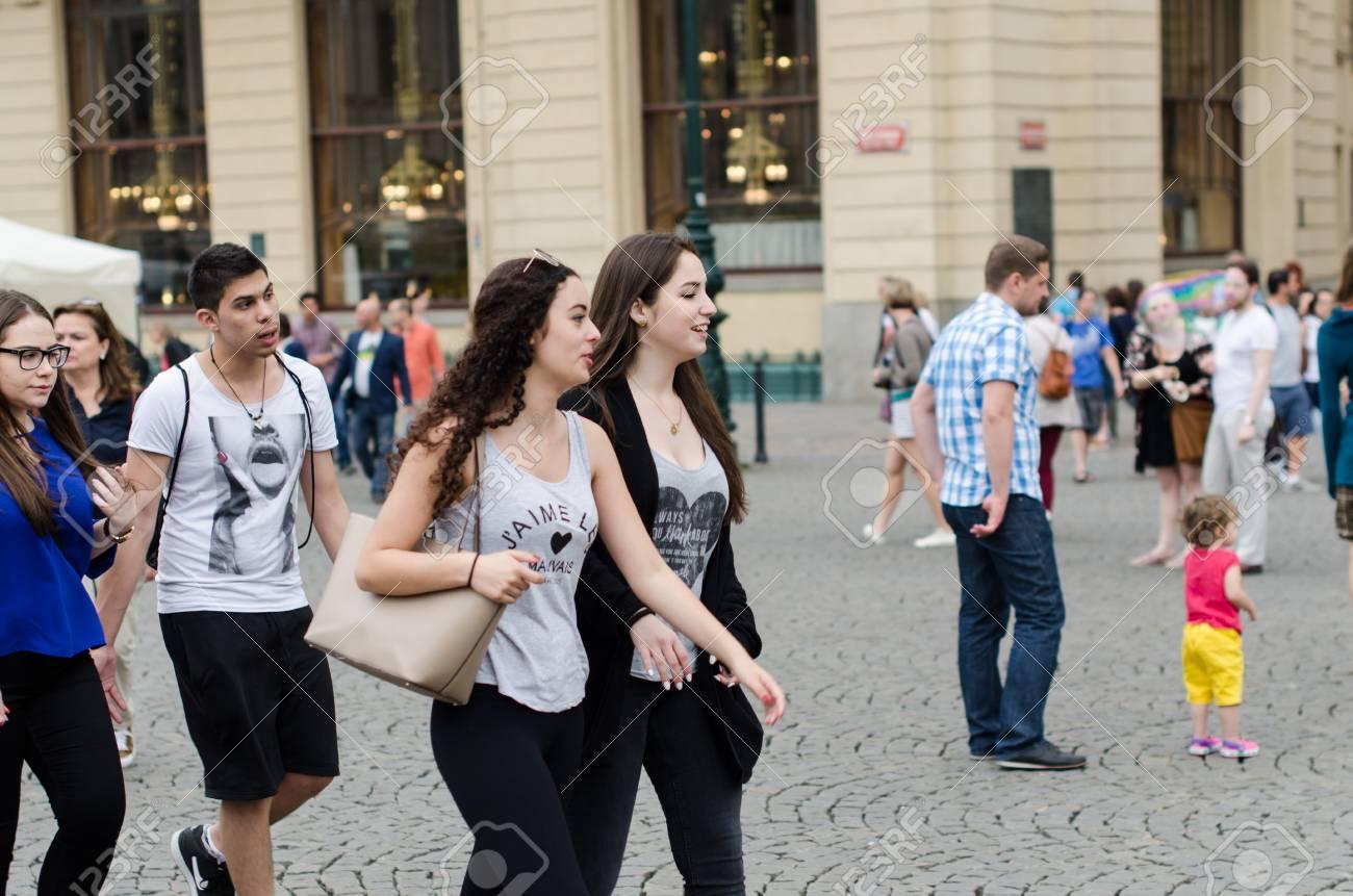 czech street free