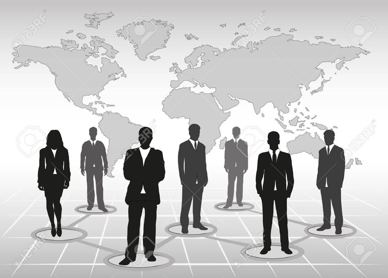business team - 15135610