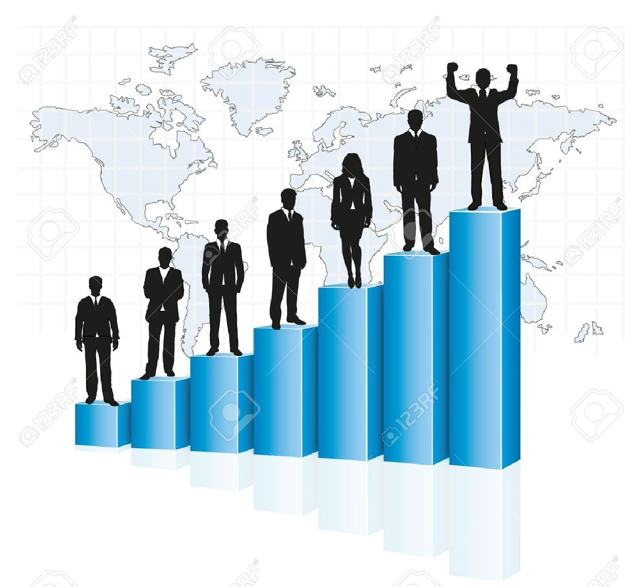 career progression stock photos images royalty career career progression ladder and hierachy