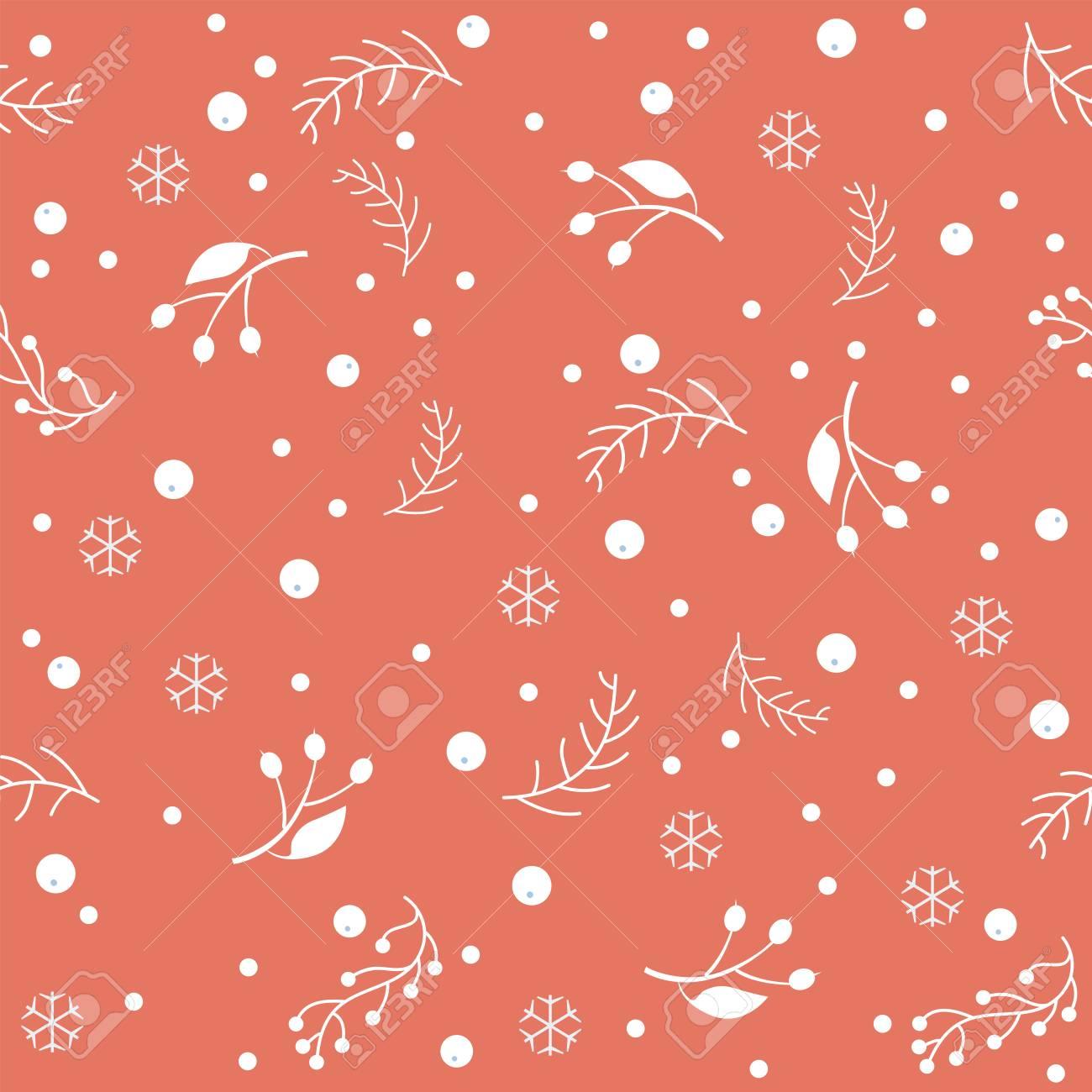 Christmas Texture.Stock Illustration