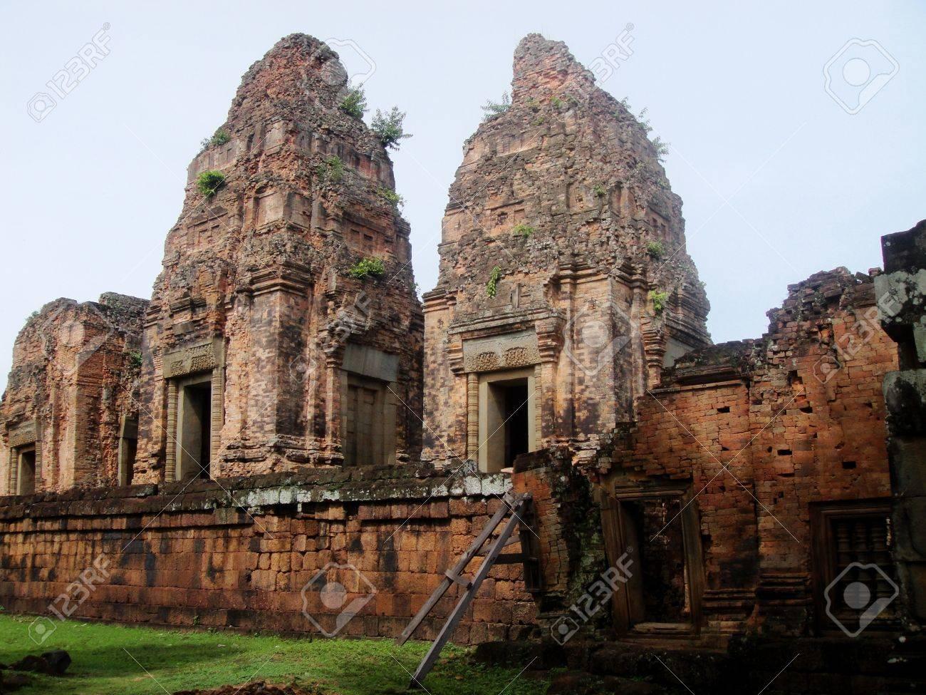 Pre Rup at Angkor, Cambodia Stock Photo - 7824089