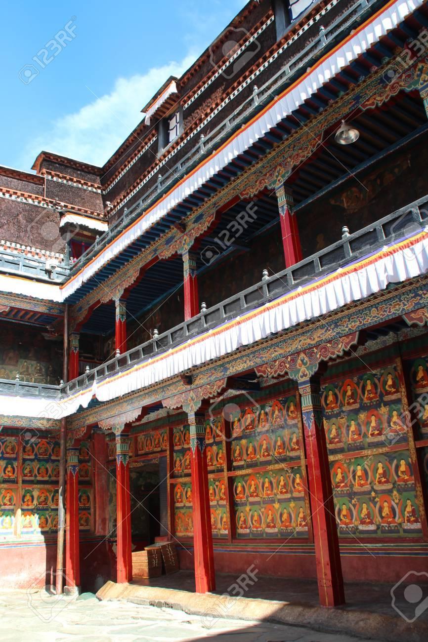 チベット、シガツェ タシルンポ...