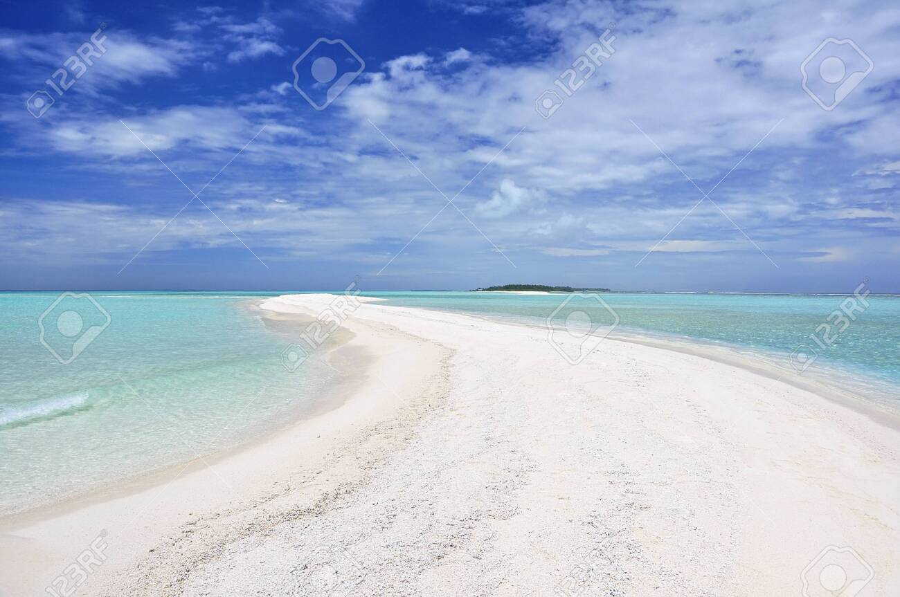 Beach sun sea at the madive - 134659167