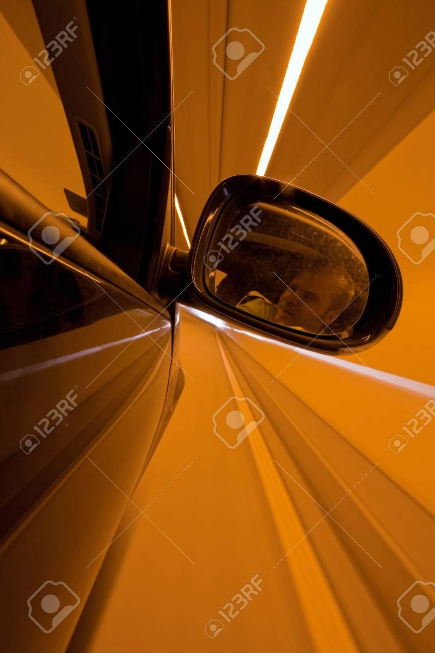 night drive on car Stock Photo - 7279248