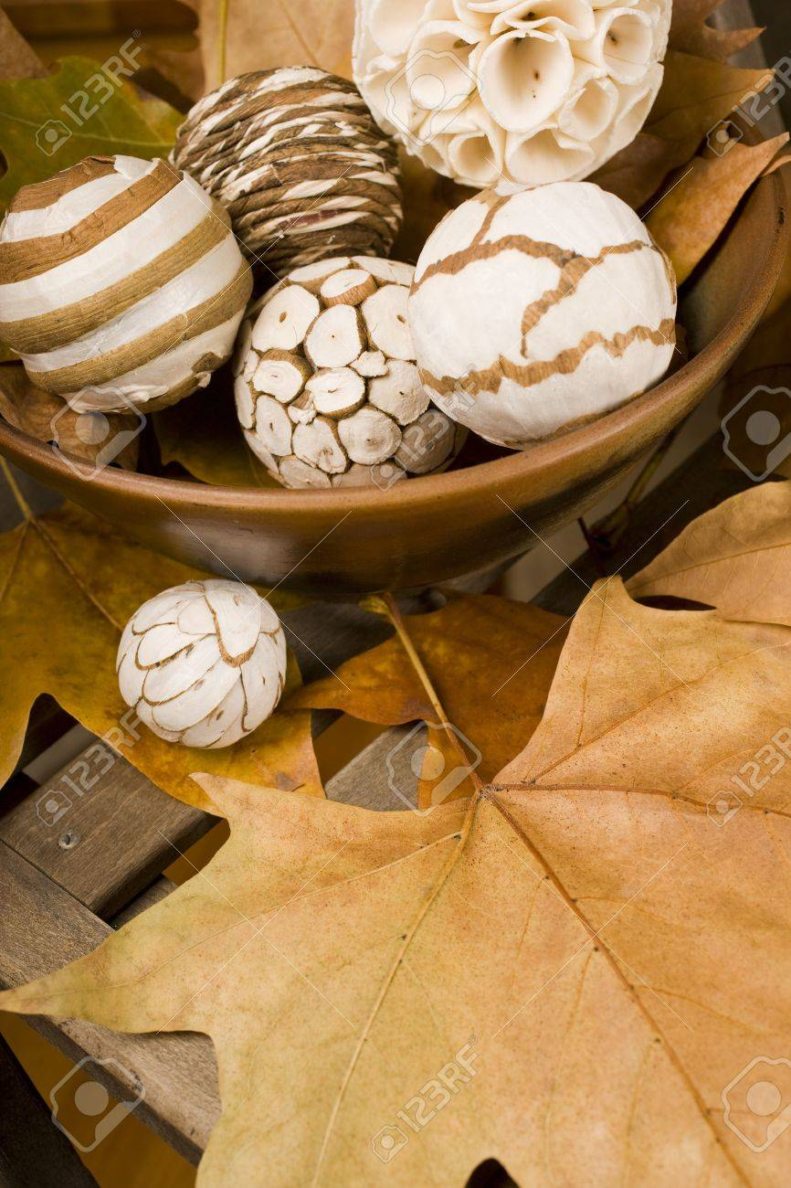Zeitgenössische Dekoration Zu Hause In Diesem Herbst Schmücken ...