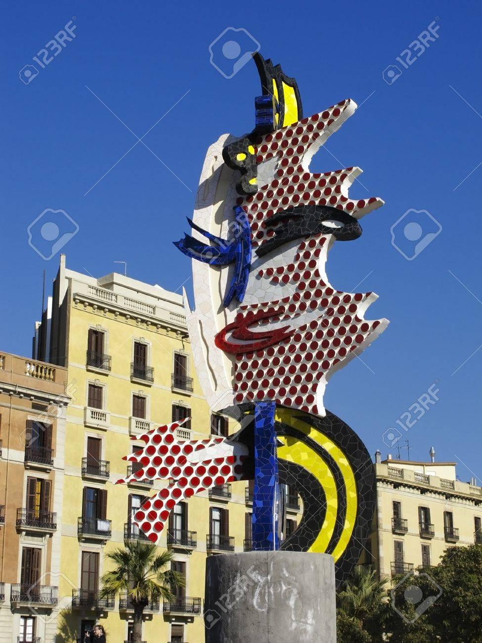 7a2ff83eb79 El Cap De Barcelona Or The Head Of Barcelona