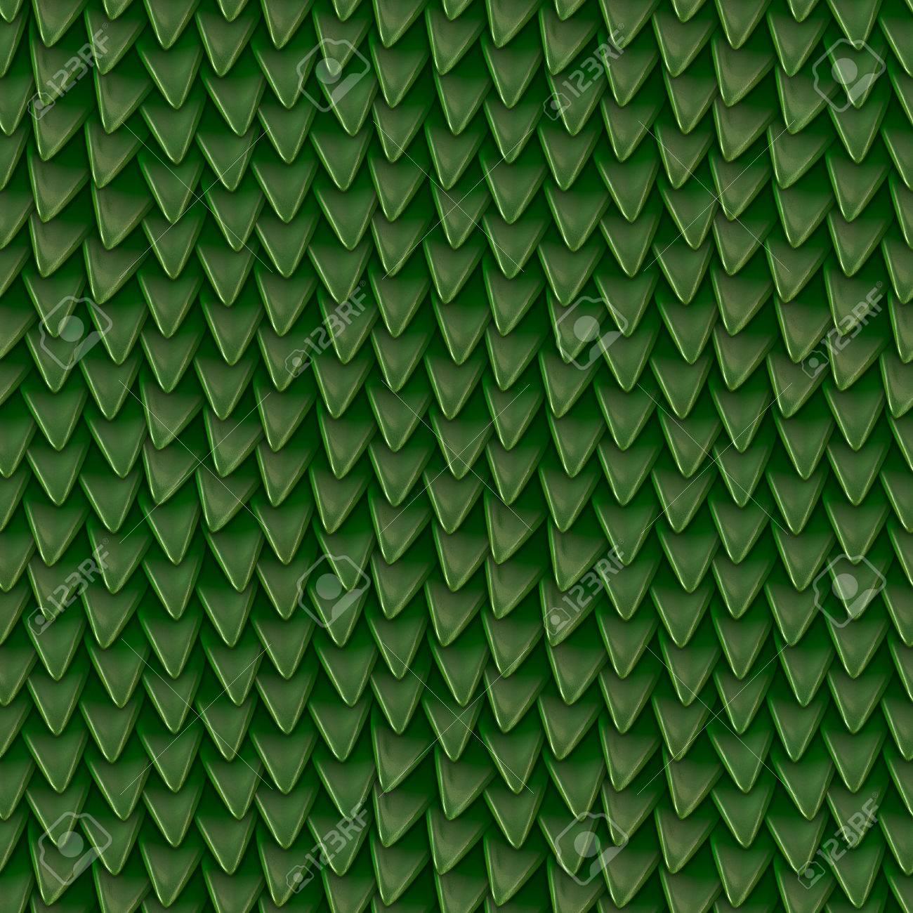 seamless texture of metallic dragon scales reptile skin pattern