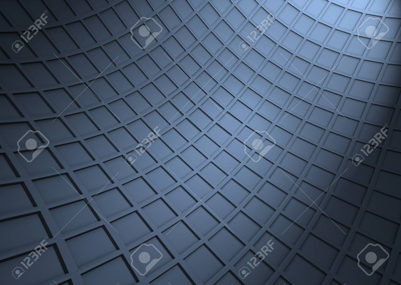 abstract background with square elements Stock Photo - 11584902