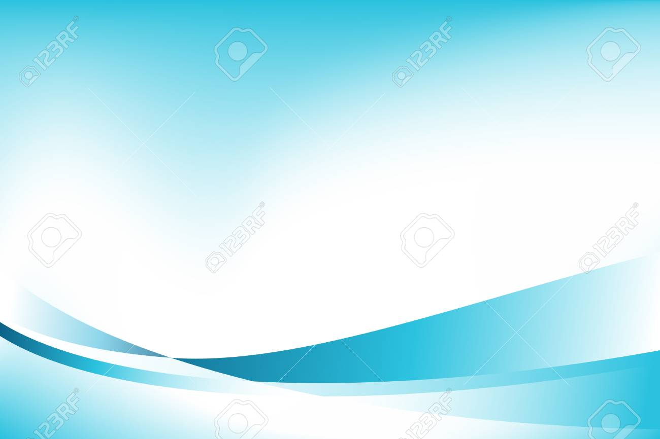 blue wave background image Stock Vector - 5596921