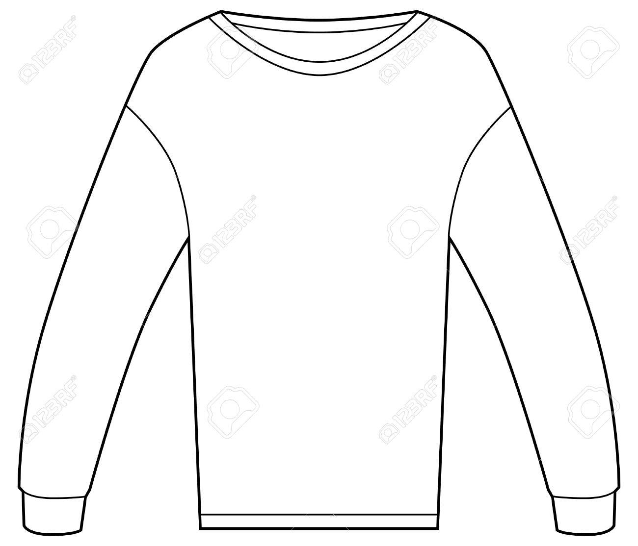 b680146373b8e7 Stockfoto - Thermisch overhemd dat op een witte achtergrond wordt geïsoleerd .