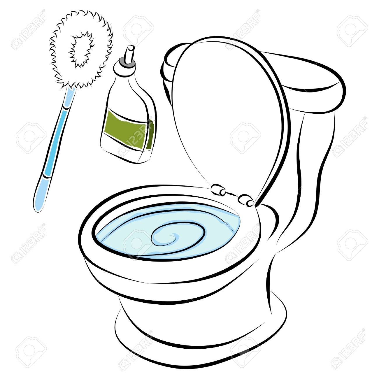 Toilet Bowl Images Stock Pictures Royalty Free Toilet Bowl