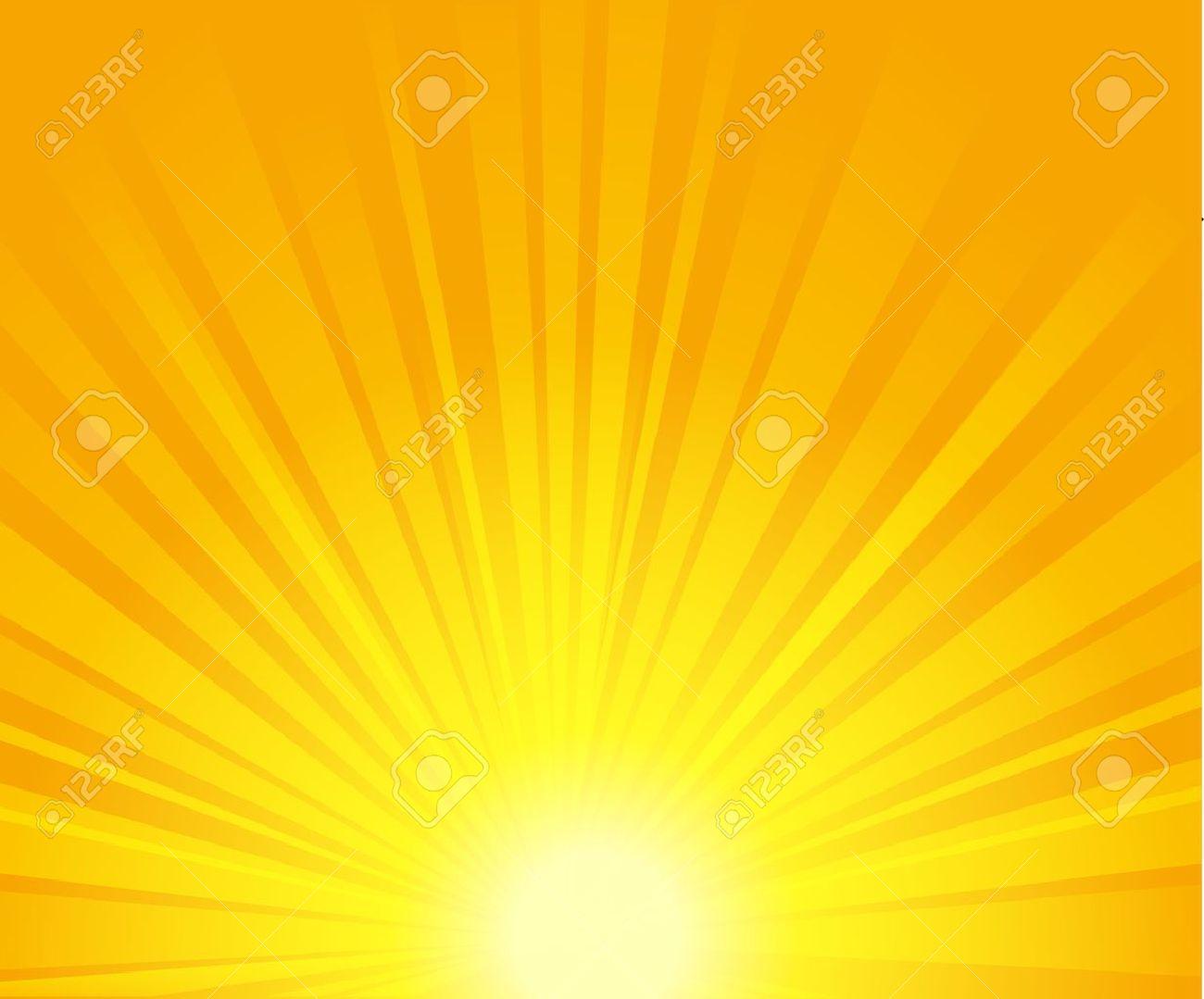 que son los rayos de sol