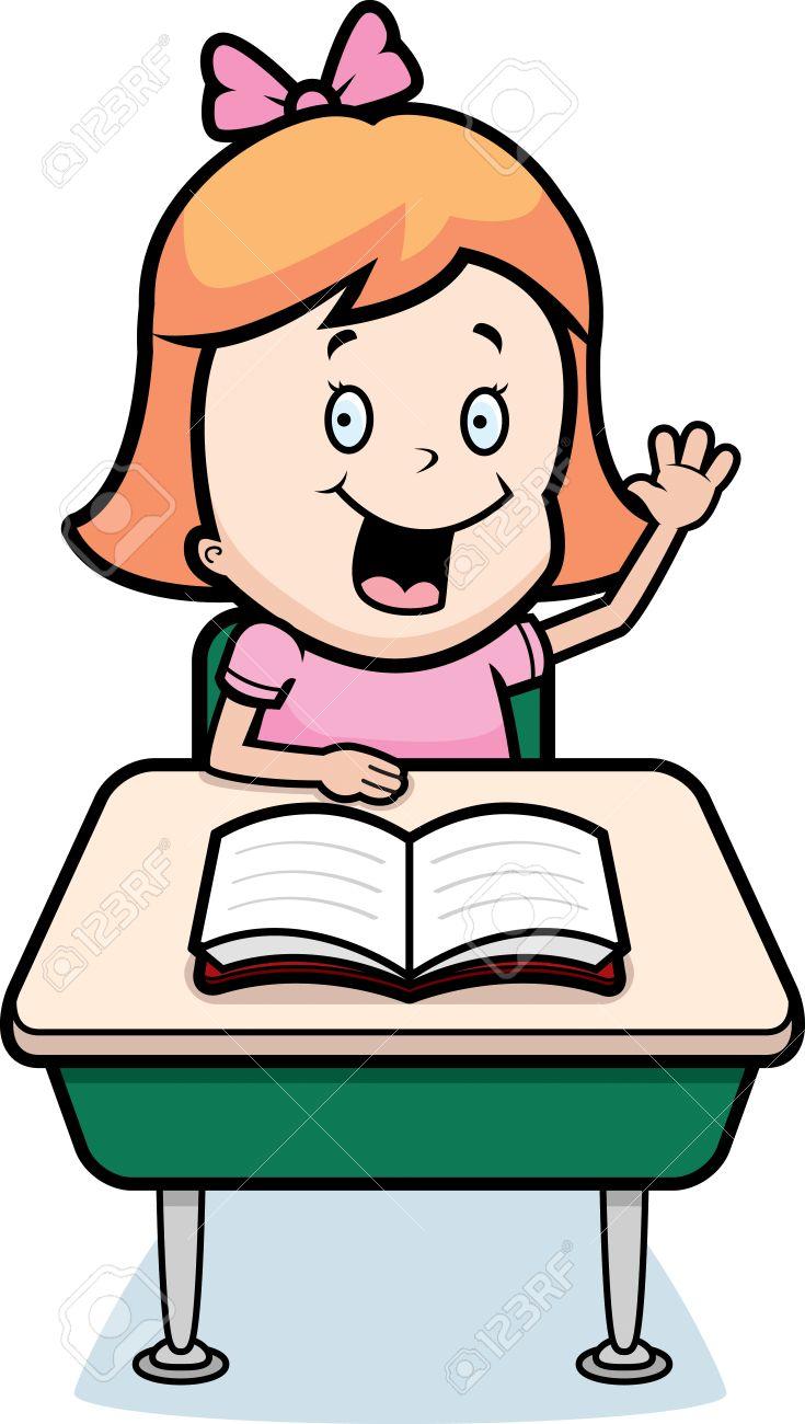 Apertura De Temporada Estudiantes De Dibujos Animados Carteles