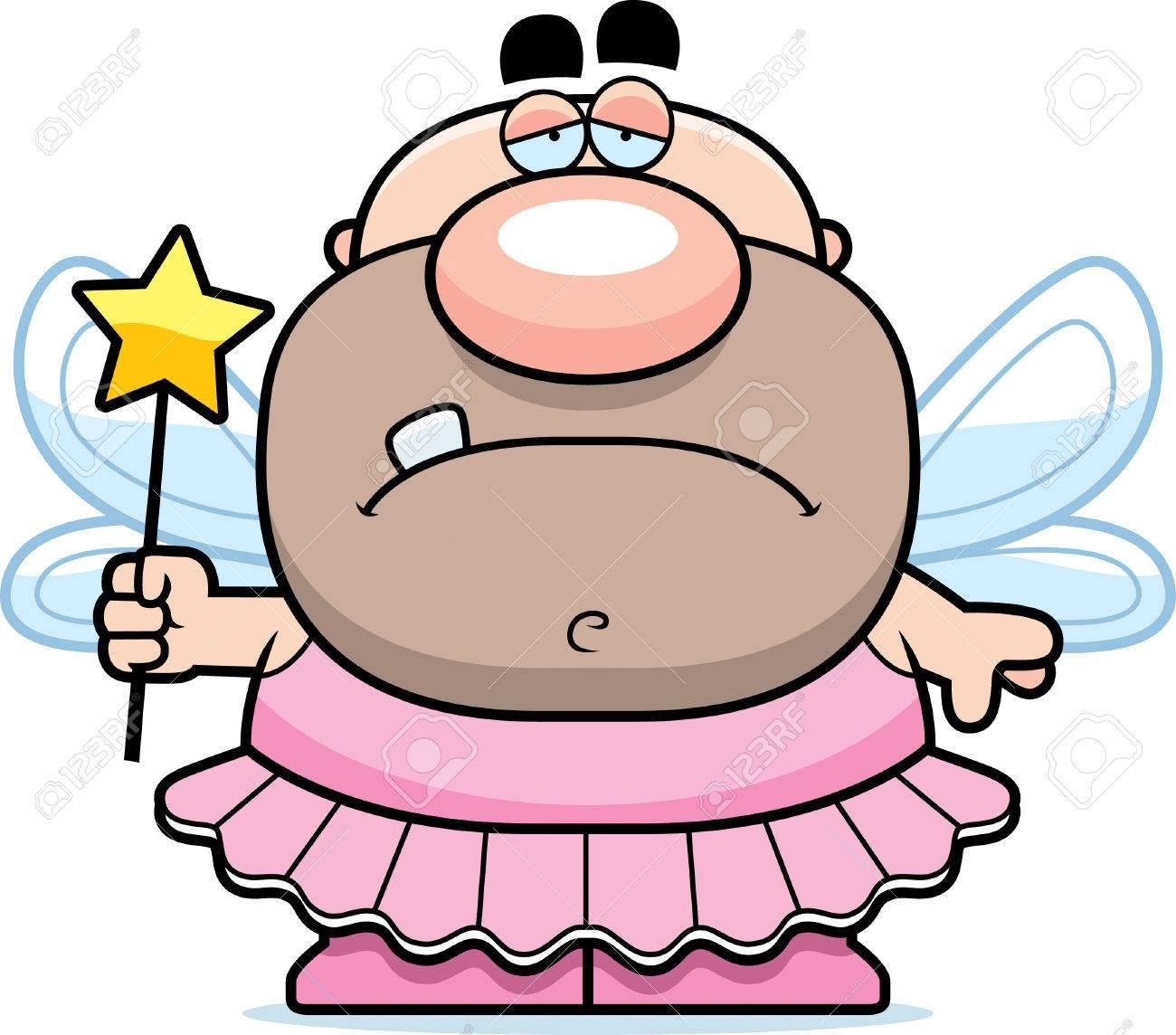a cartoon illustration of a tooth fairy looking sad royalty free rh 123rf com tooth fairy clip art free tooth fairy clipart free printable