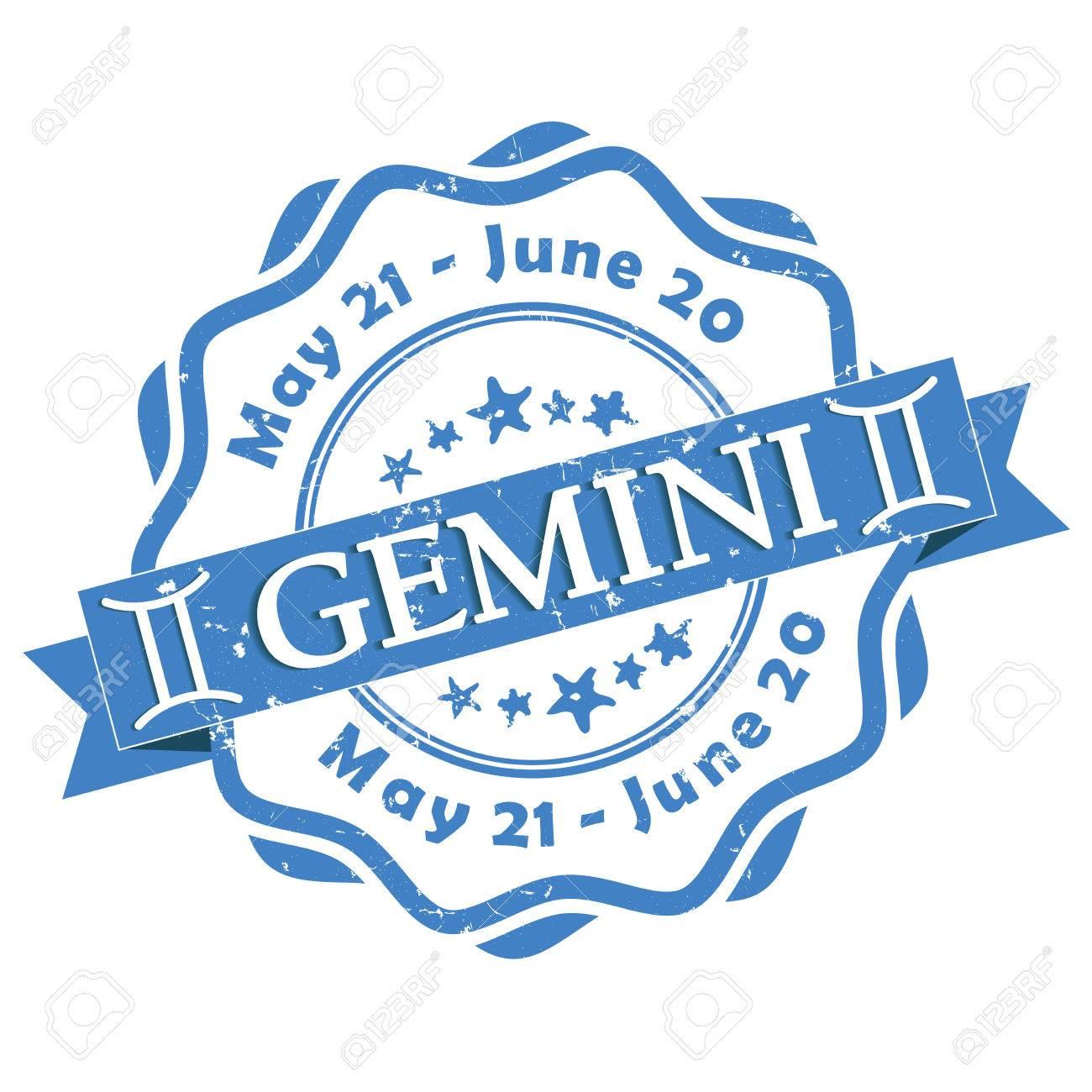 what dates are gemini