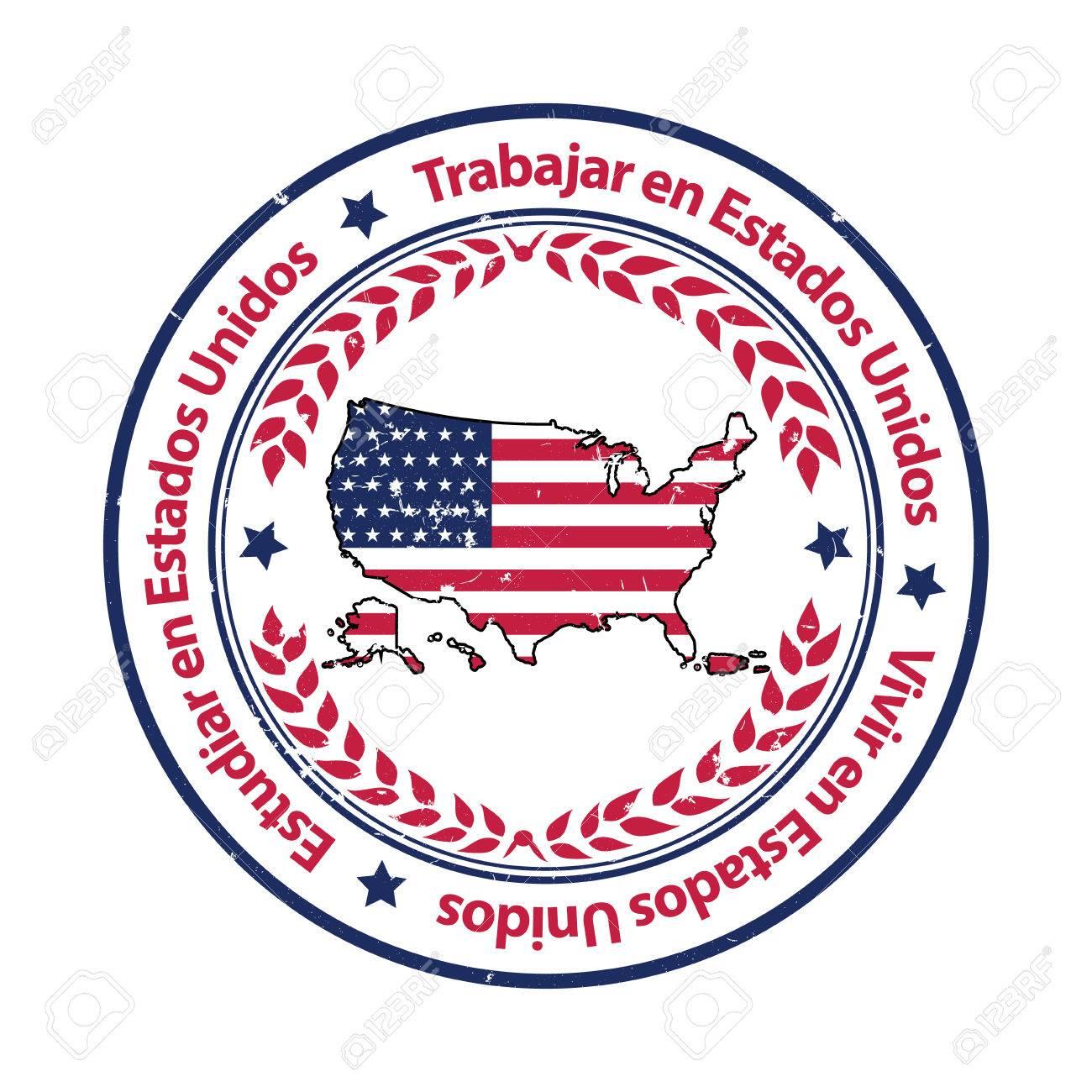 Trabajar, Estudiar Y Vivir En Los Estados Unidos De América (prueba ...