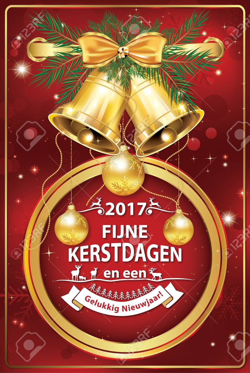Elegant dutch corporate greeting card for winter holiday we elegant dutch corporate greeting card for winter holiday we wish you merry christmas and happy kristyandbryce Images