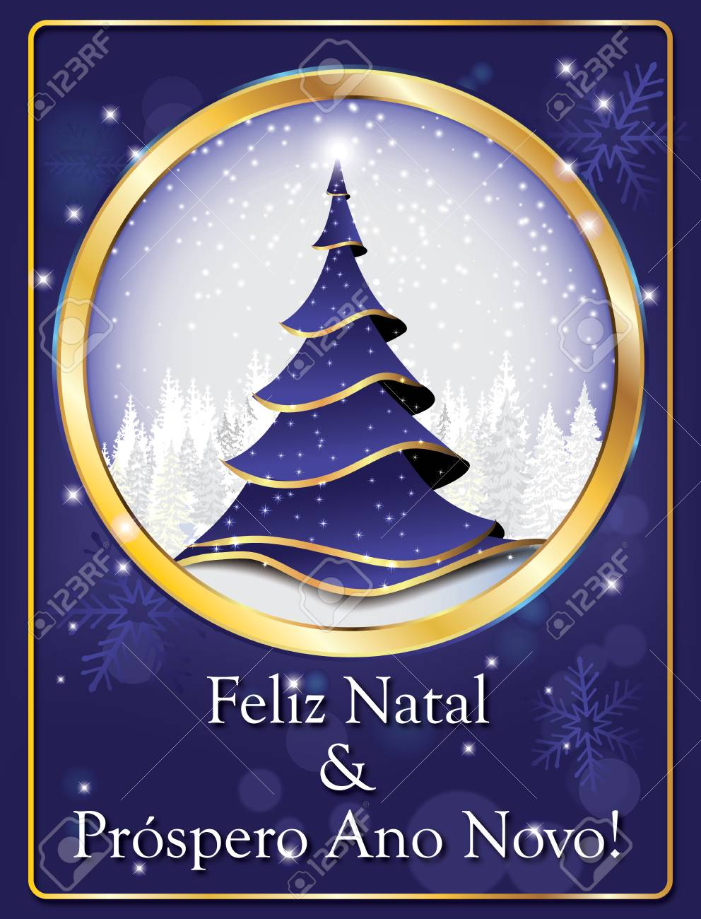 Portuguese greeting card for winter season 2017 merry christmas portuguese greeting card for winter season 2017 merry christmas and a happy new year kristyandbryce Image collections