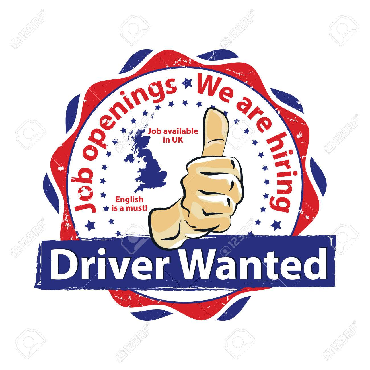 Print Colors Used Drivers Wanted Jobs In UK