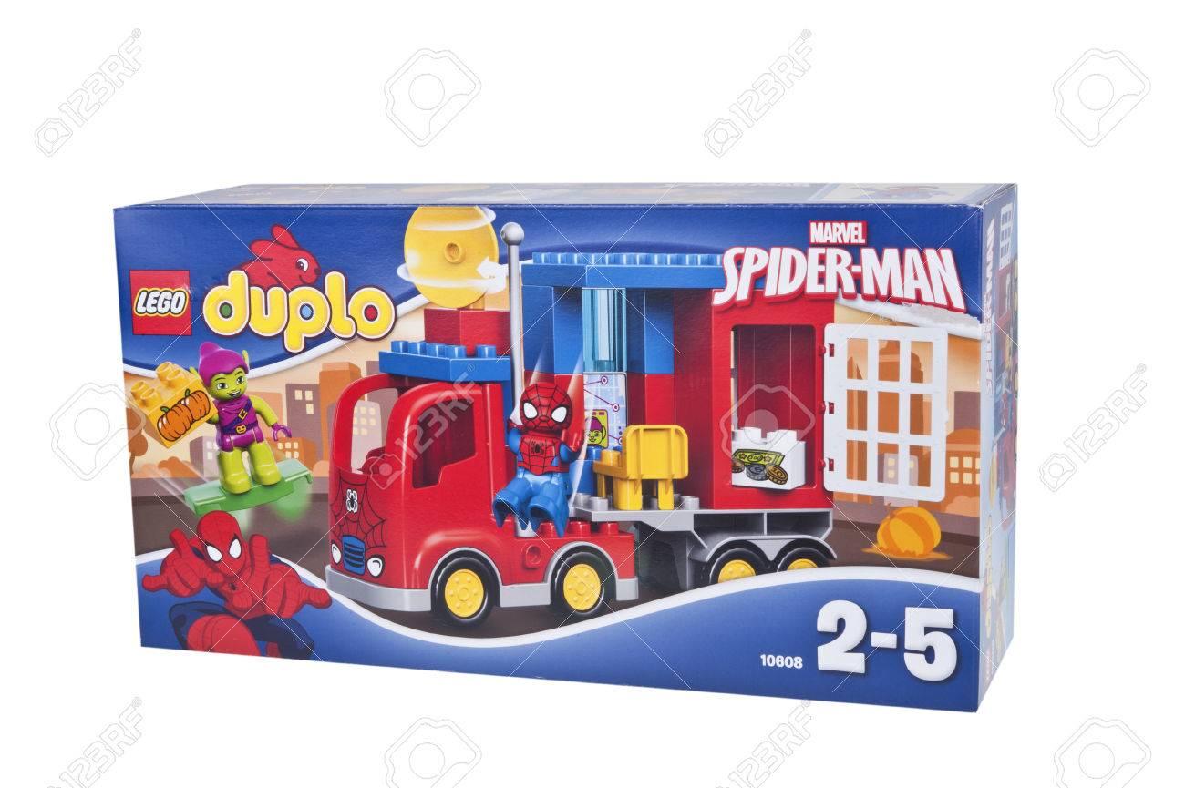 Adelaide Australia December 25 2015 A Studio Shot Of A Lego