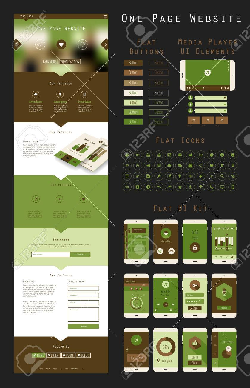 Wonderful 2 Page Resume Template Word Tiny 2014 Sample Resume Templates Solid 2015 Calendar Template 2015 Printable Calendar Template Old 3d Character Modeler Resume Soft3d Powerpoint Presentation Templates Responsive Landing Page Or One Page Website Template In Flat ..