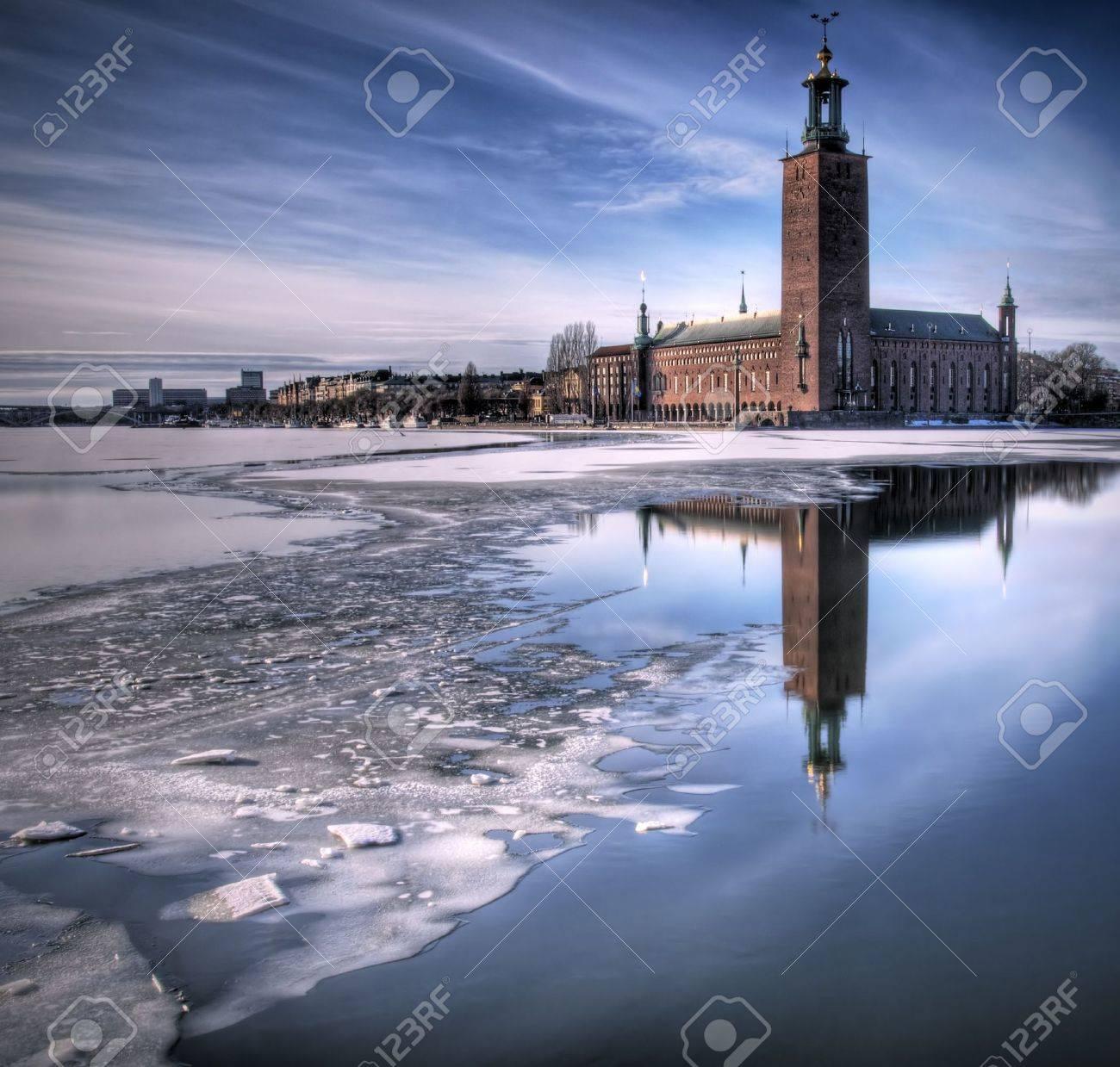 City Hall Stockholm, Sweden. Stock Photo - 5940775
