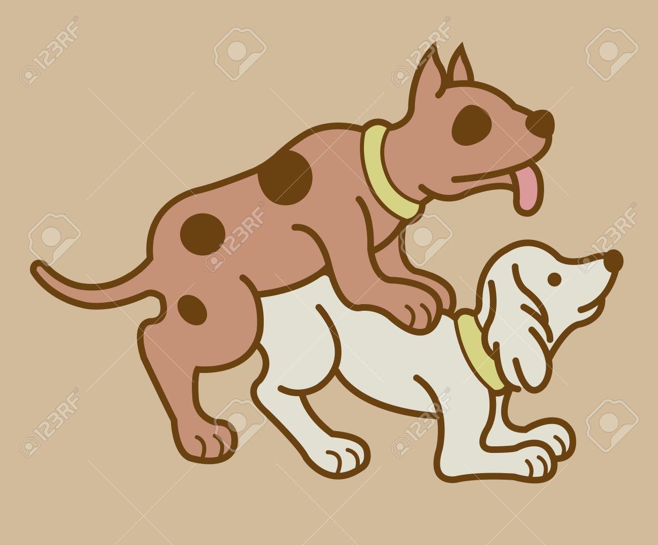 Hacer El Amor Posición 6 Pareja Erótica Versión Perros