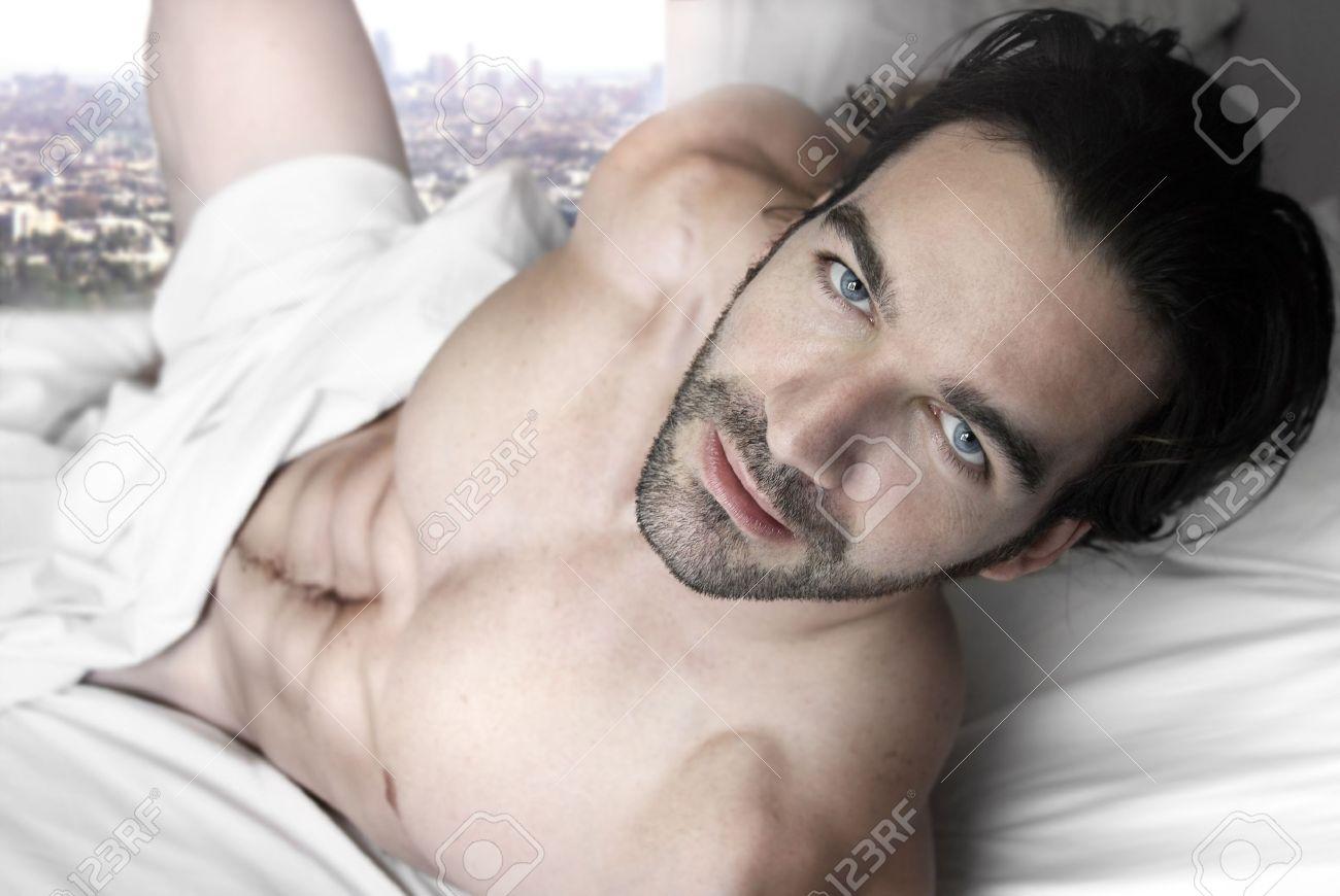 Фото сексуальный голый мужчина 13 фотография