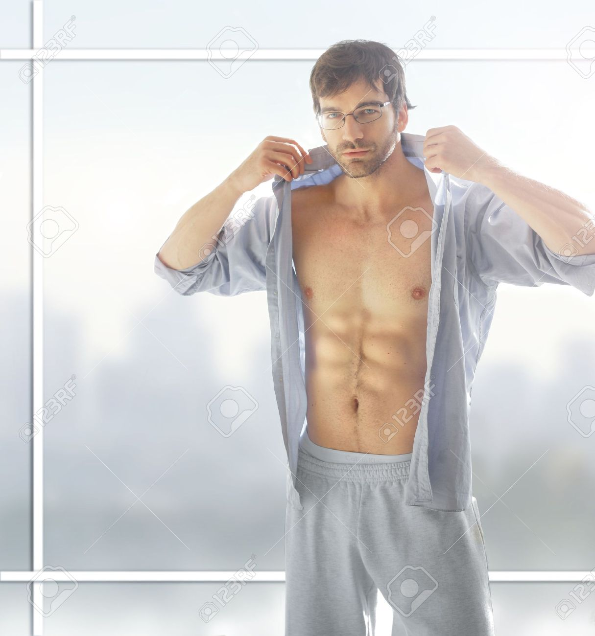 Hot sexy male bodies