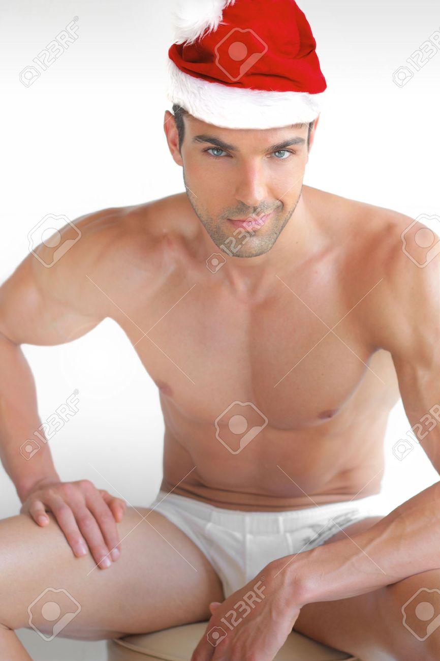 Сексуальный и мускулистый мачо 18 фотография