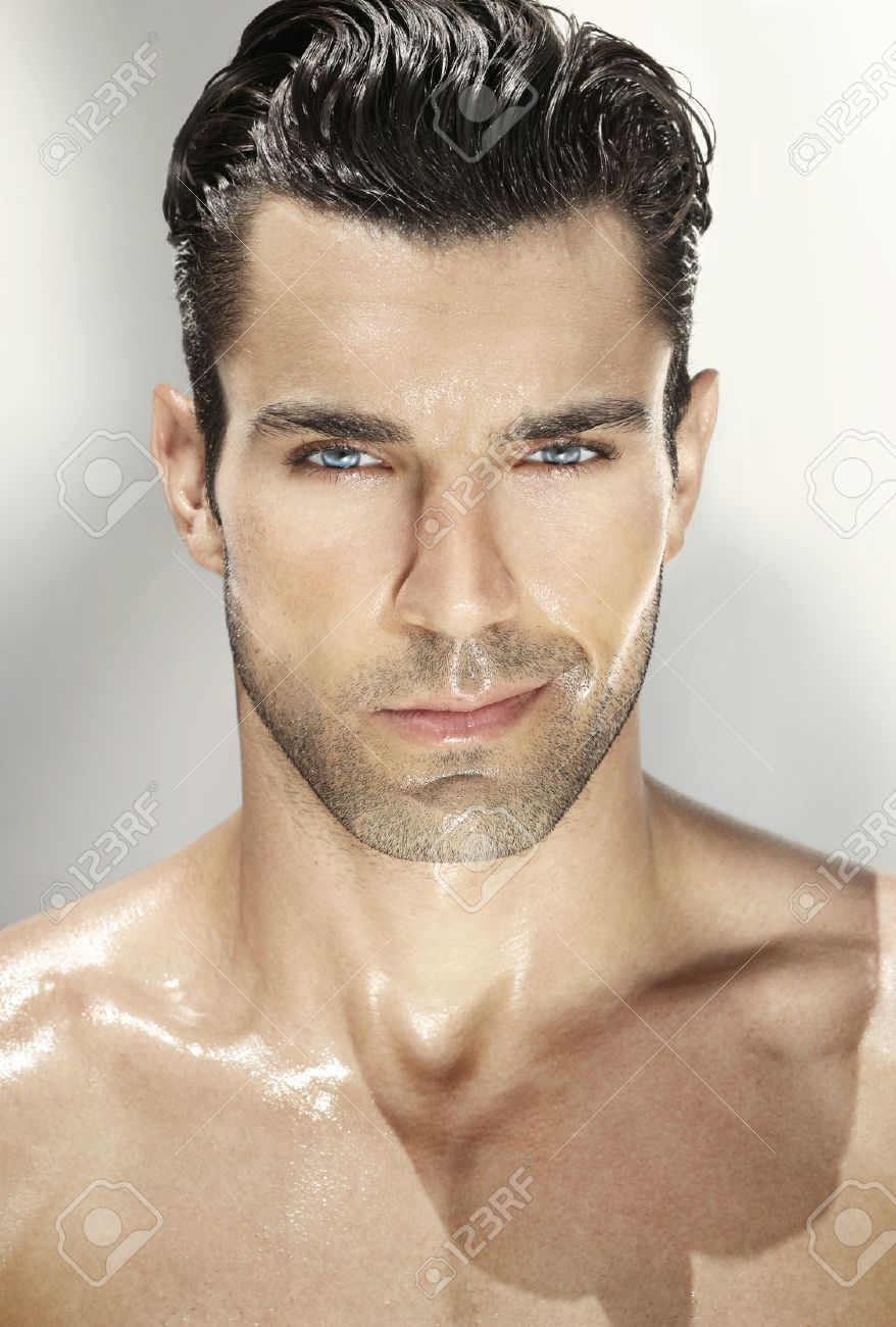 vacker man