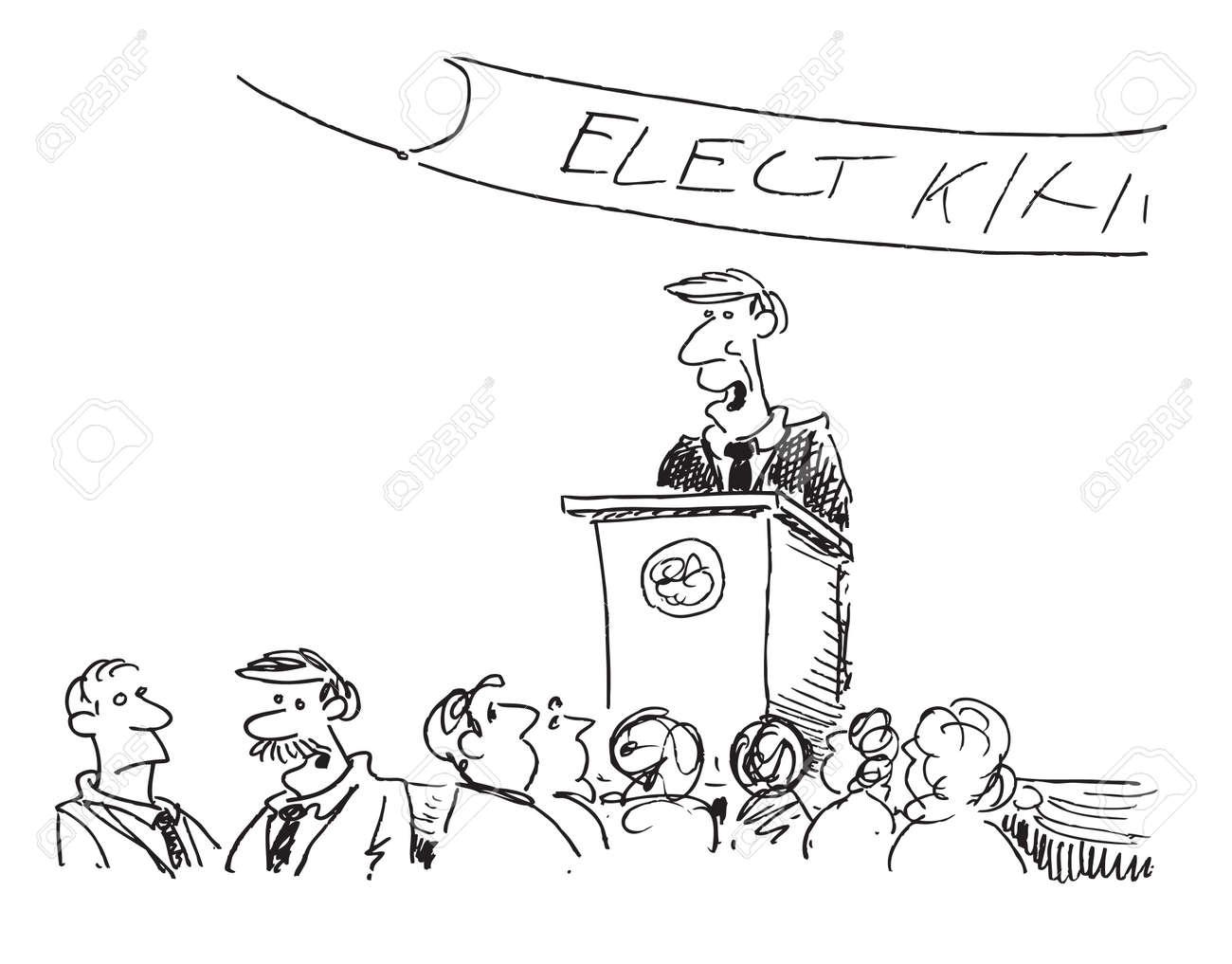 Resultado de imagen para discurso politico