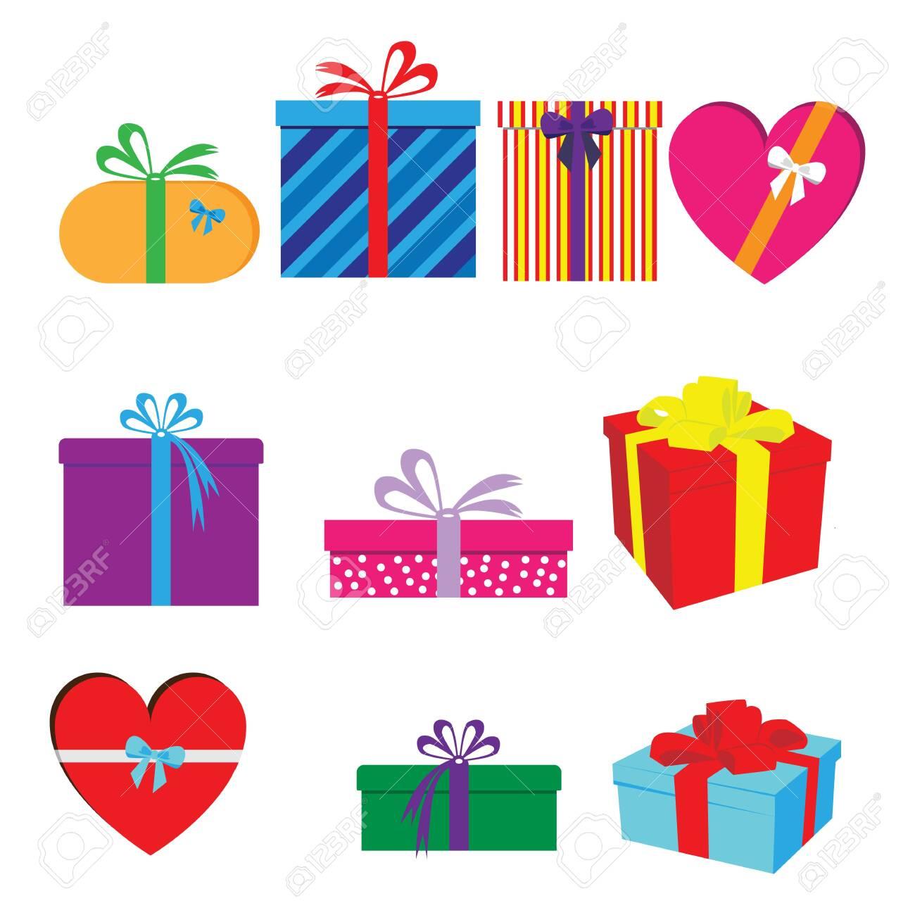 gift shape set - 138792914
